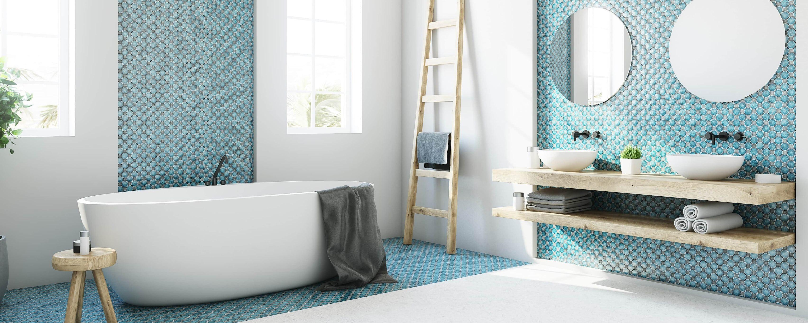 Salle De Bain Image refaire sa salle de bain : équipements, prix et travaux.