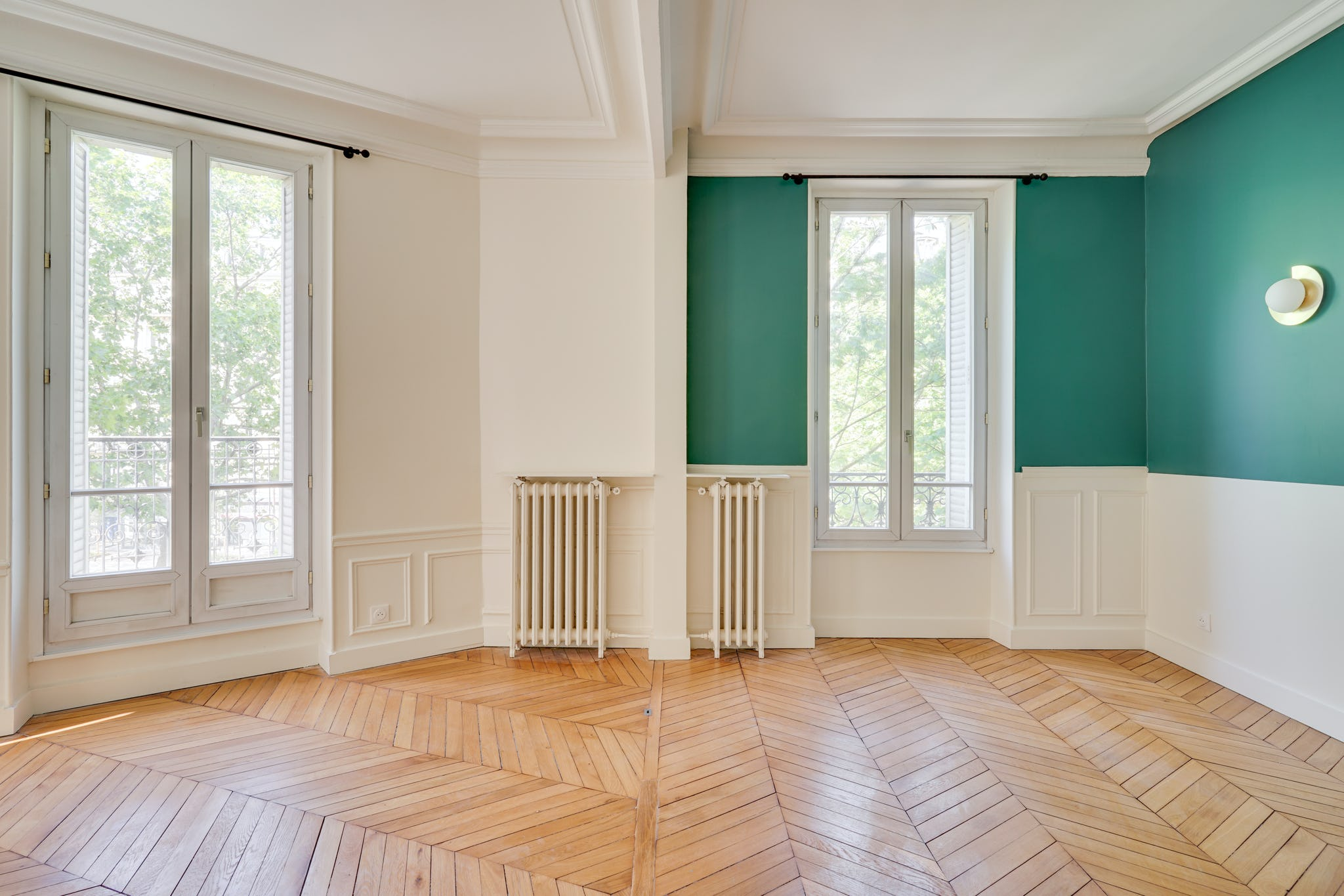rénovation parquet, sols murs et peinture