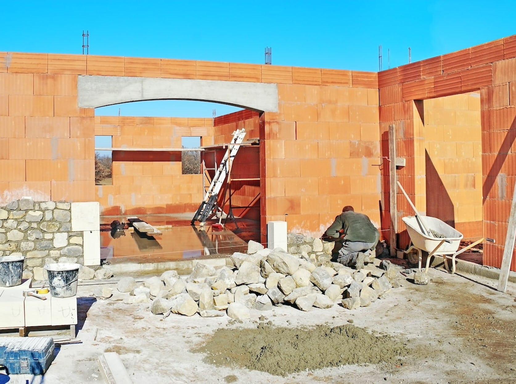 linteau beton