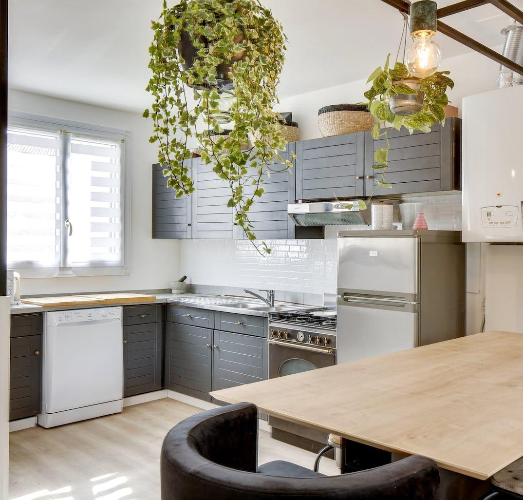 renovation complete cuisine