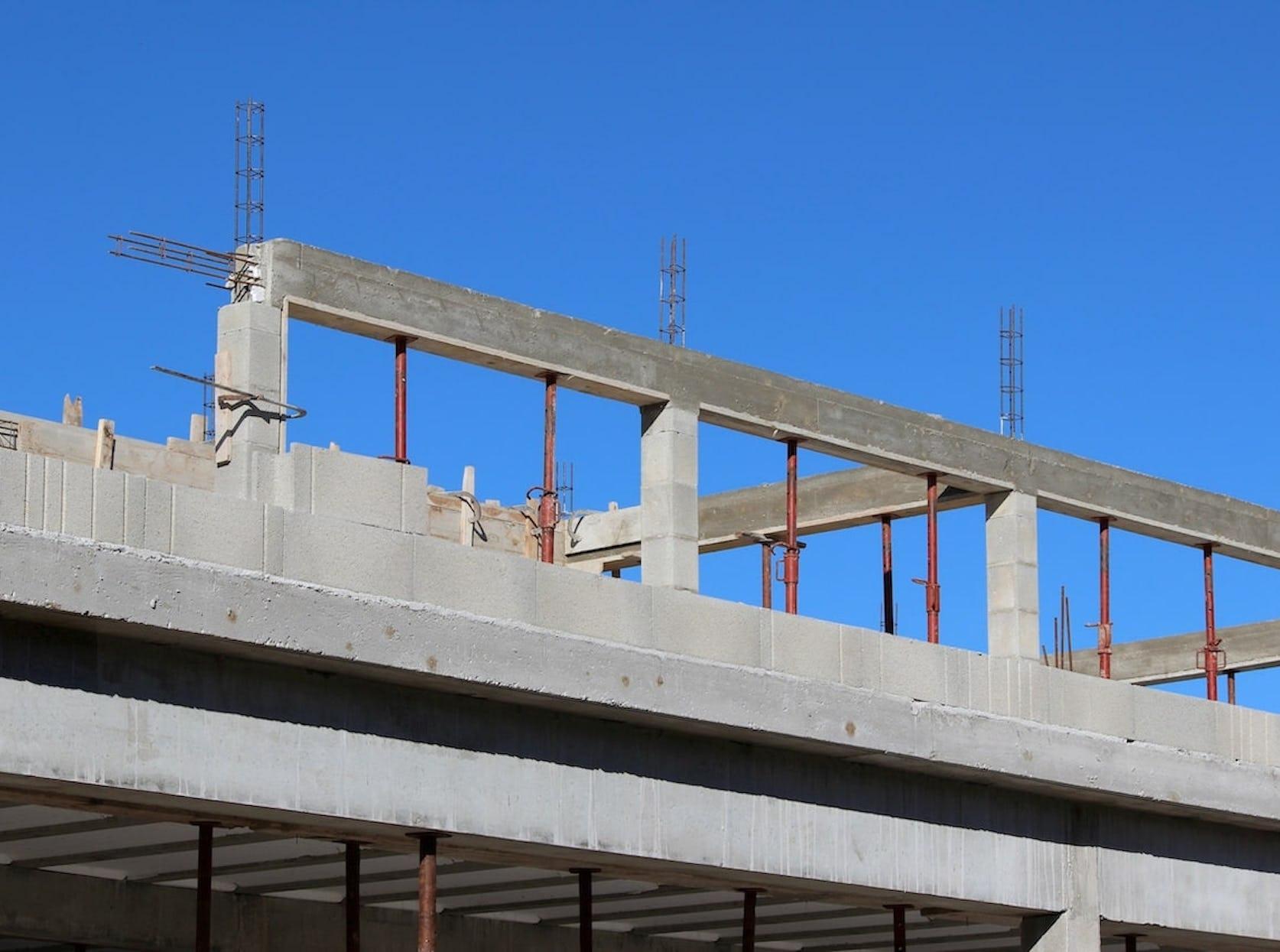 linteau beton arme