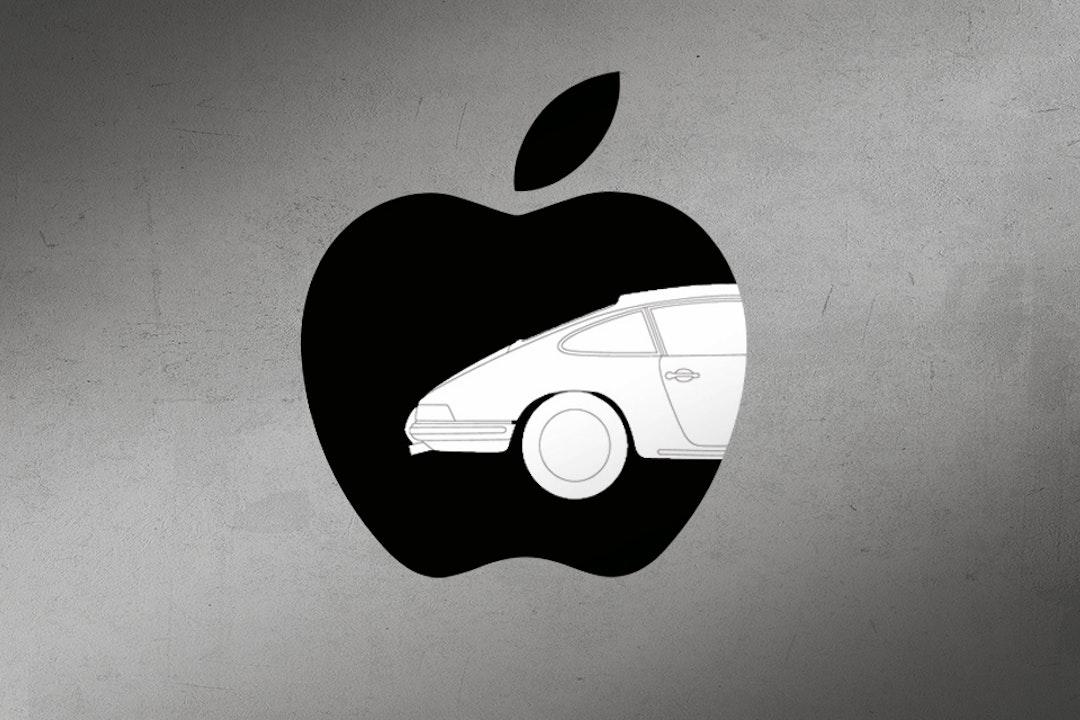 add8953e521 An apple and the 911 | Crazy About Porsche