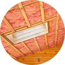 Roof insulation can save you money on your home heating costs