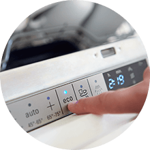 Quality appliances are more energy efficient, saving you money in the long run.