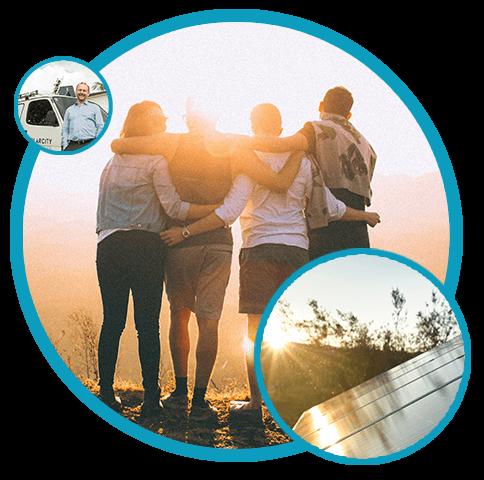 Solarzero Community Access Clean Solar Power