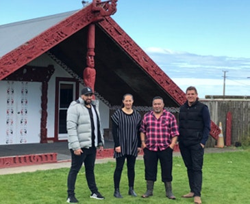 Solar marae project returns power to the people