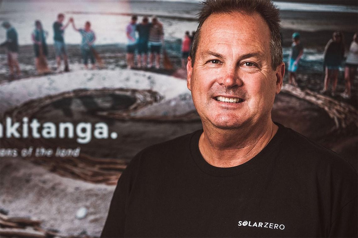 Neil Cowie, solarcity CEO