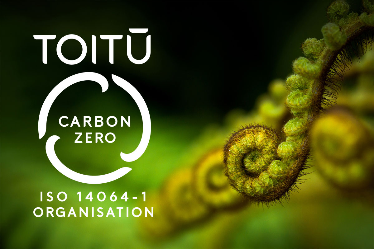 solarcity: Toitū carbonzero certified since 2010