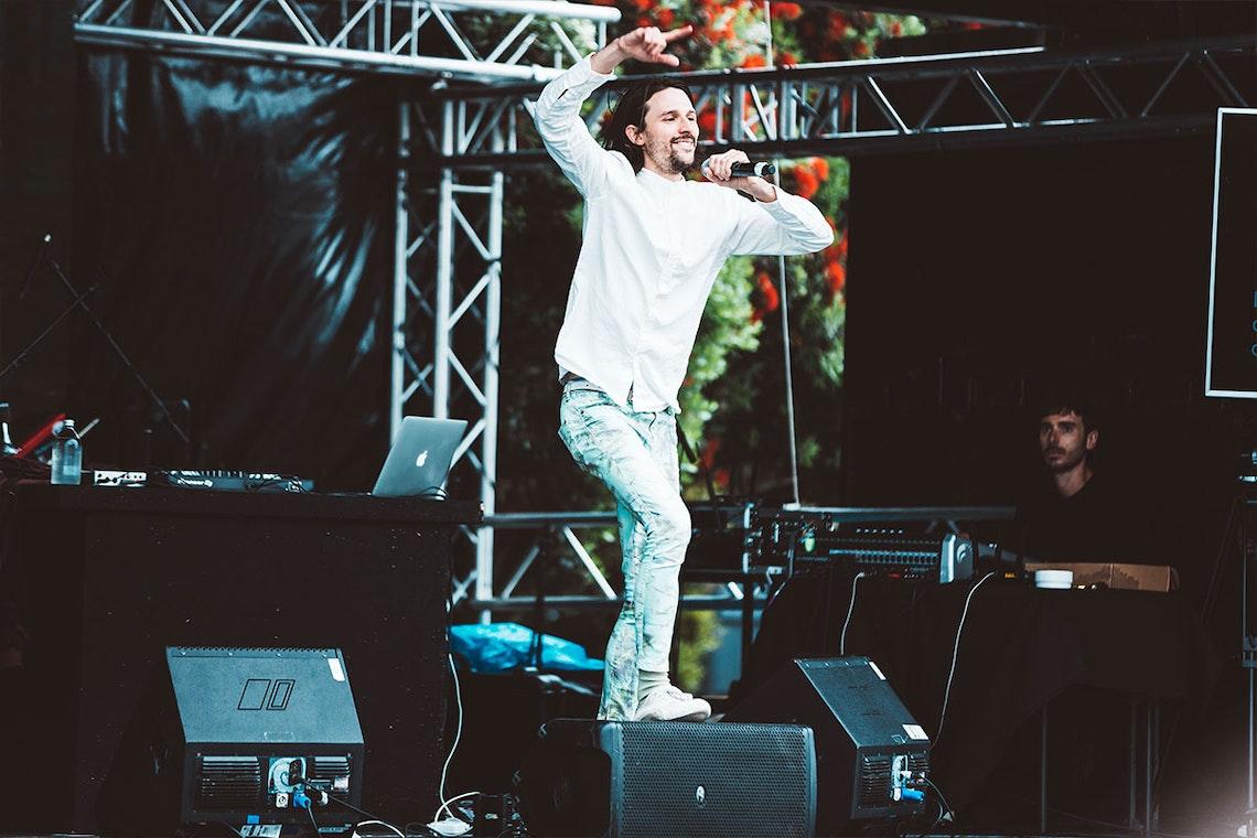 NZ music artist Jon Lemmon has lent his song