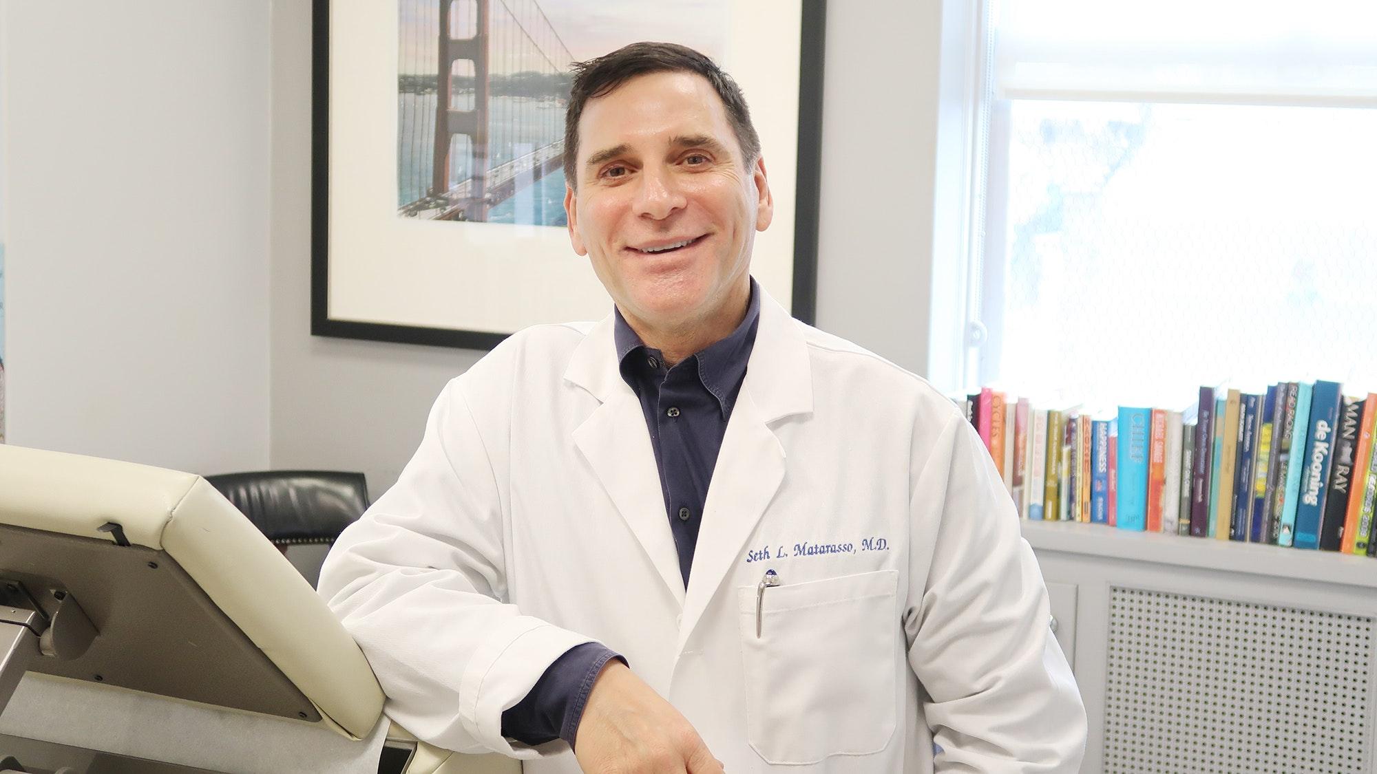 Dermatologist Dr. Seth Matarasso Shares His 3-Step Skincare Regimen and Personal Aesthetics Routine