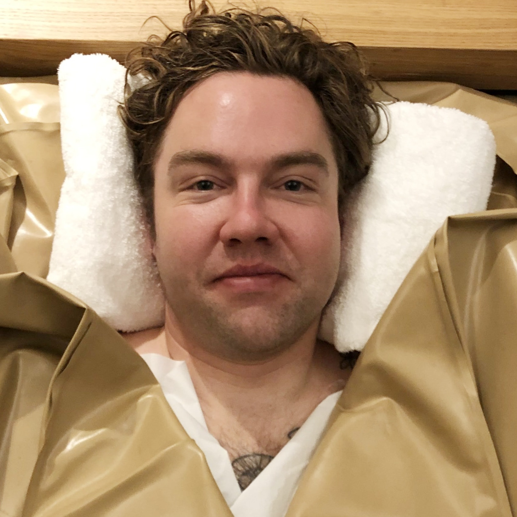 """TreatMEnt of the Week: The Colorado Pine """"Soft Pack Bed"""" Treatment at Strata Integrated Wellness Spa"""