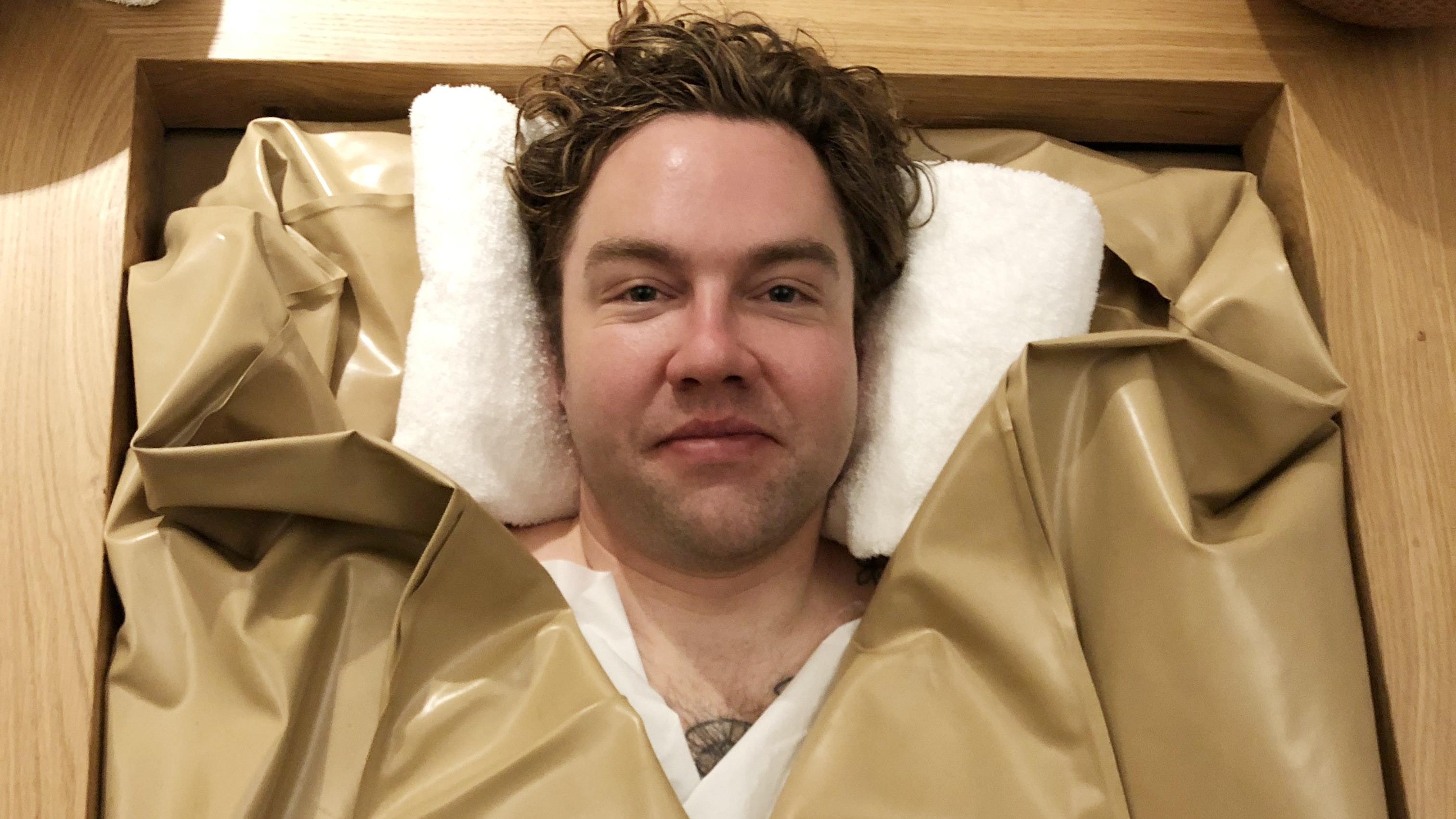 "TreatMEnt of the Week: The Colorado Pine ""Soft Pack Bed"" Treatment at Strata Integrated Wellness Spa"