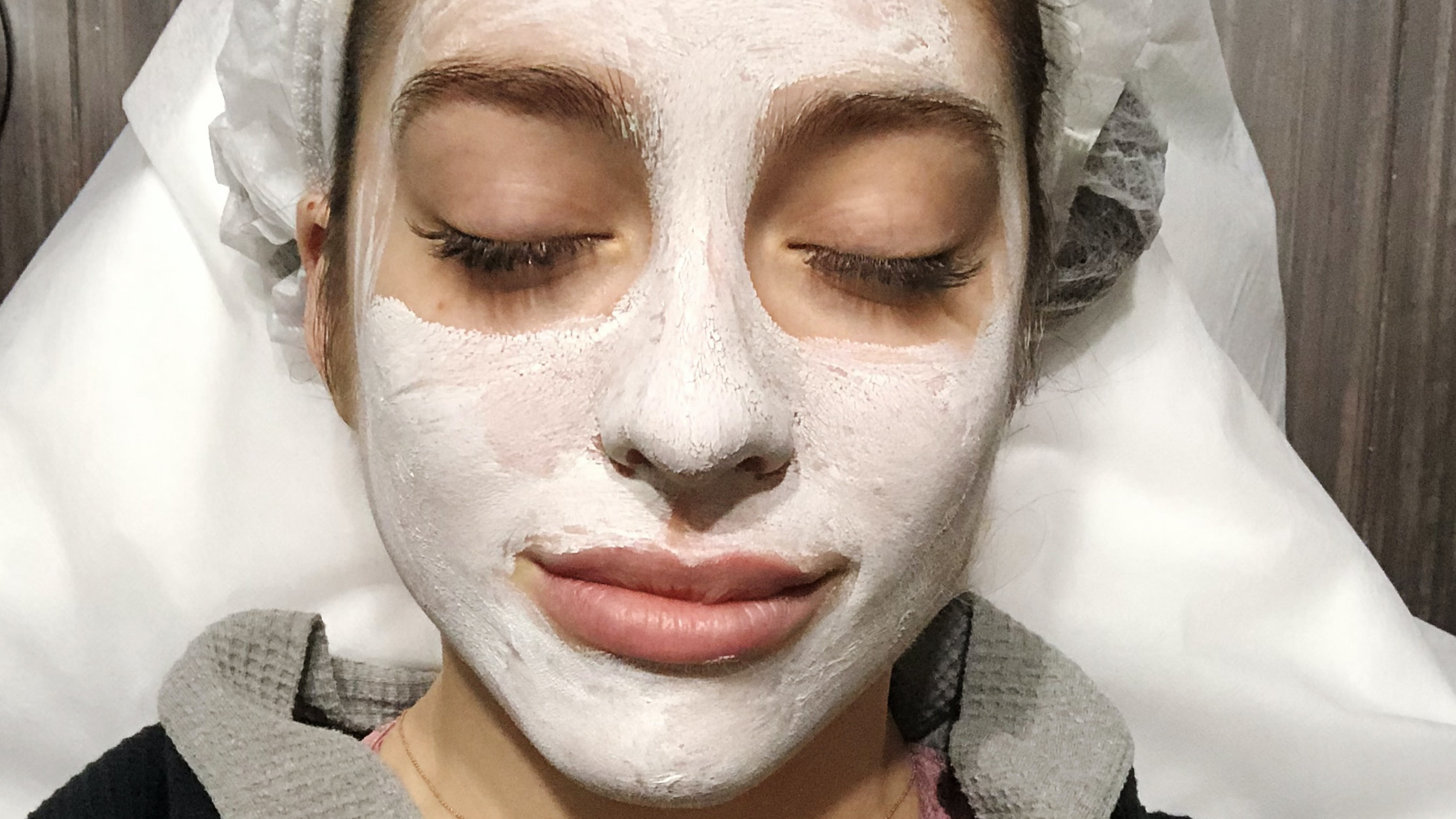 TreatMEnt of the Week: The Infamous Christine Chin Facial