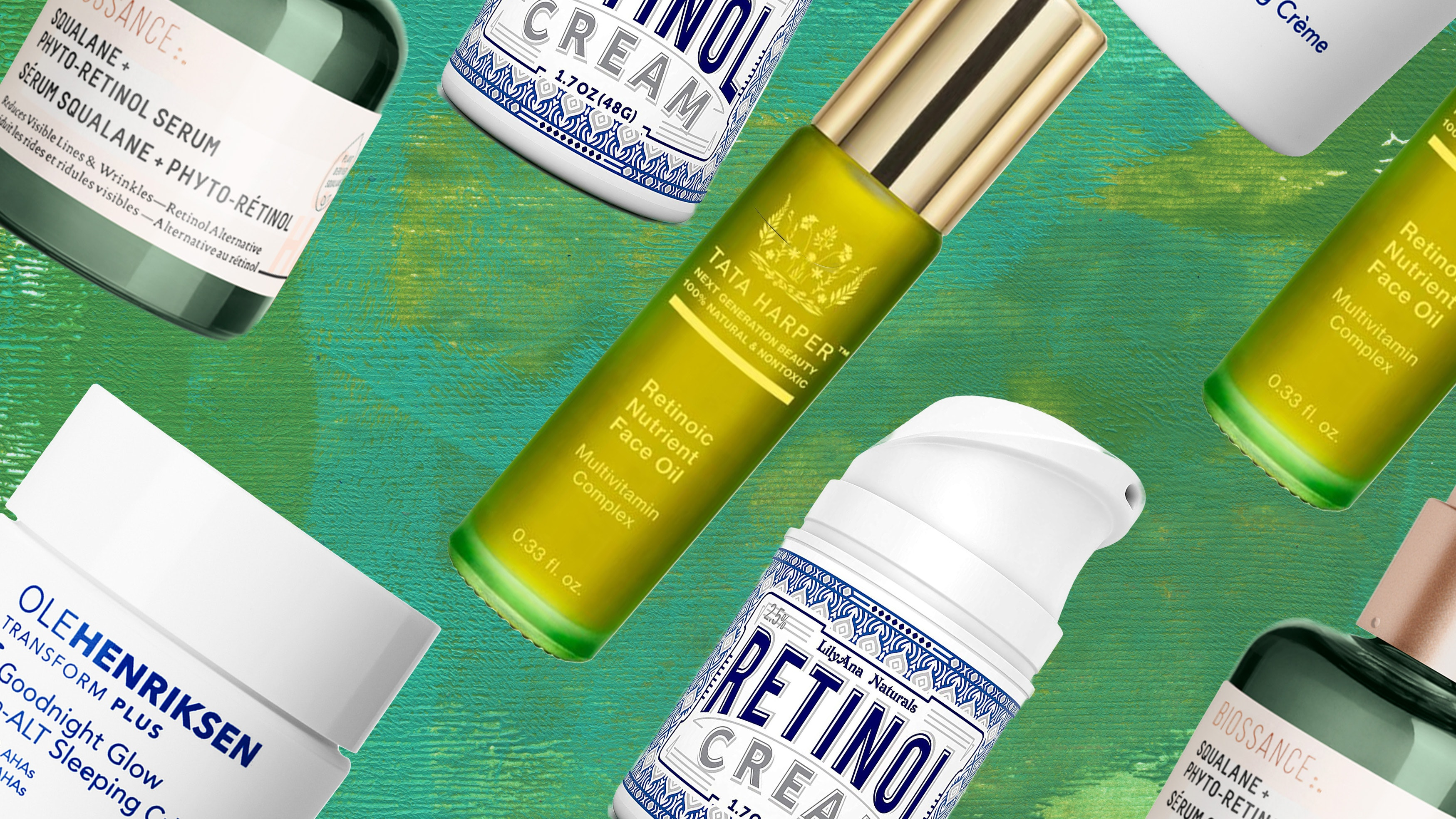 The Best Natural Retinols to Transform Your Skin, According
