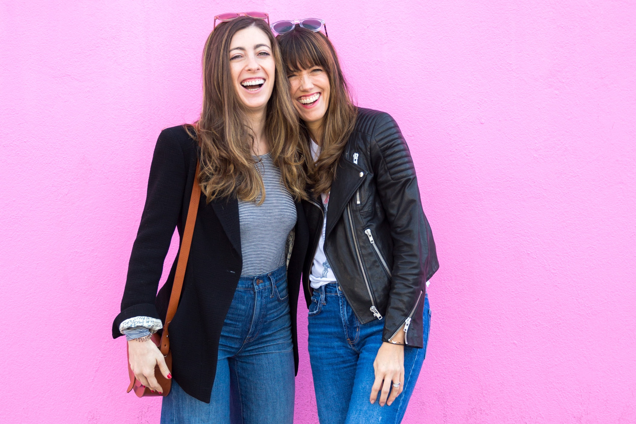 A Candid Conversation About Beauty, Motherhood, and Business With the Founders of Heymama