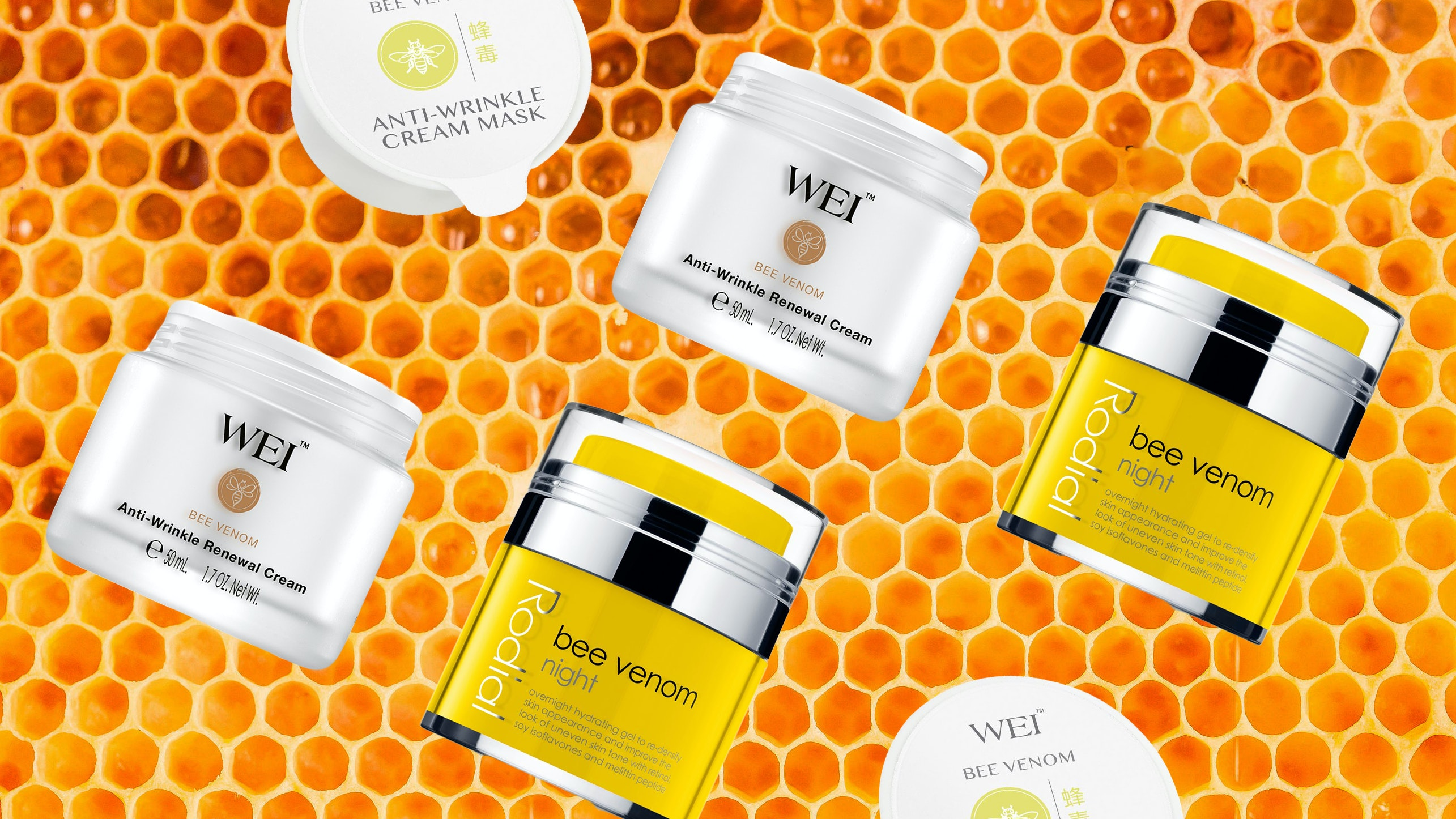 The Buzz on Bee Venom As a Skincare Ingredient