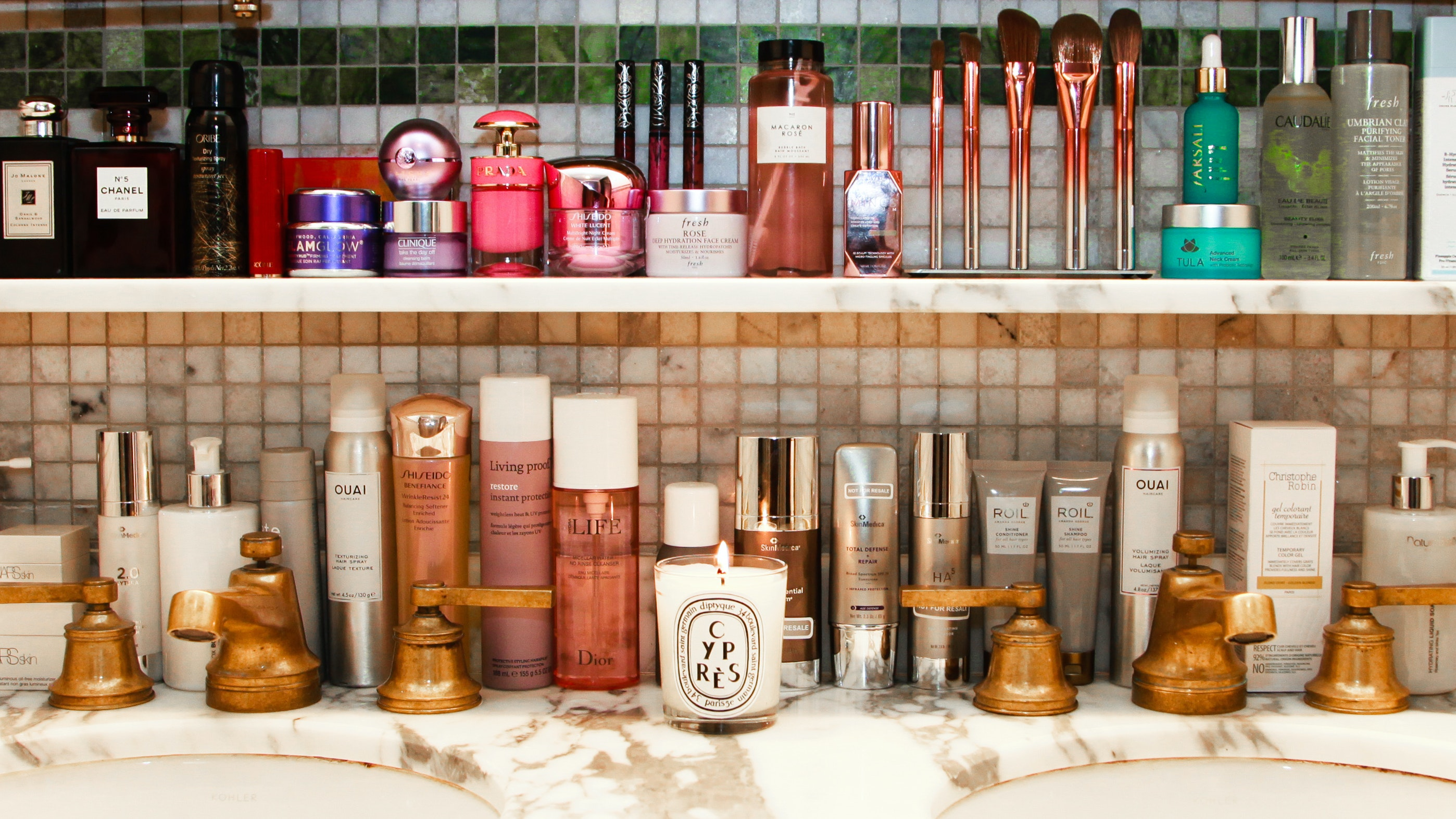 Tips For Cleaning Your Beauty Stash — Straight From Editors and Influencers