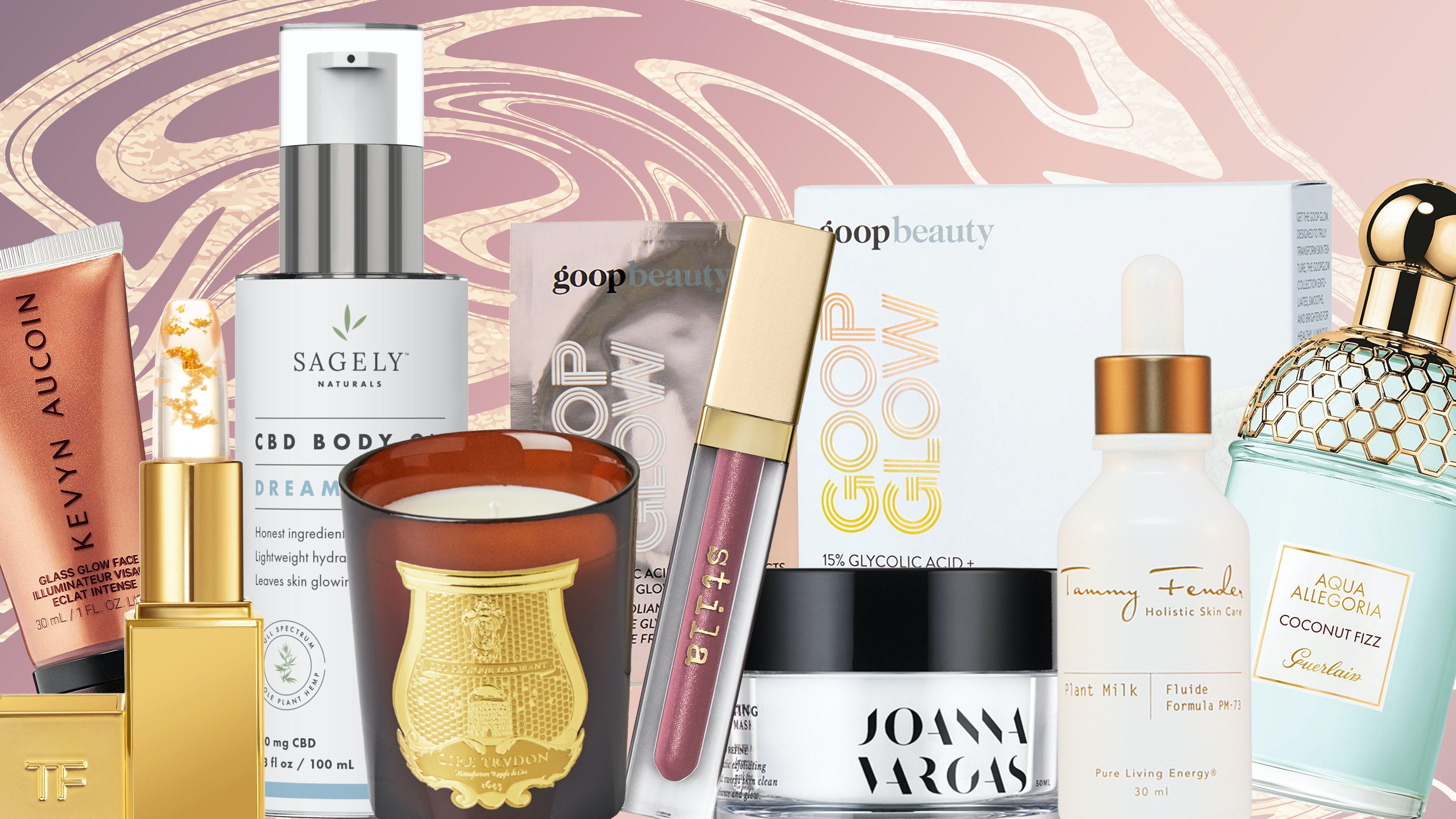 Luxurious Lip Glosses, One-Step Chemical Peels, and More New Beauty Products We Love This Month