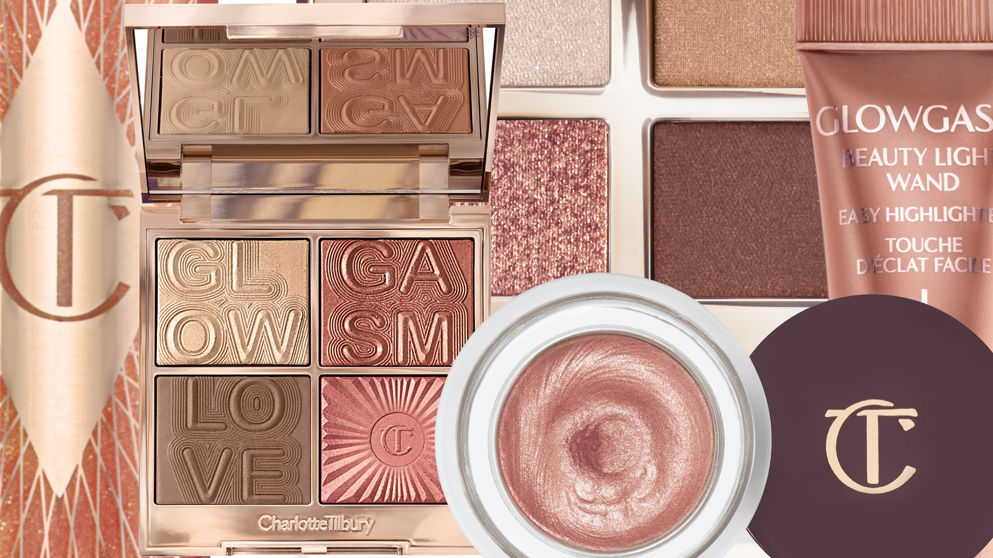 Charlotte Tilbury's New Glowgasm Collection Will Give Your Skin a Flattering, Ethereal Radiance