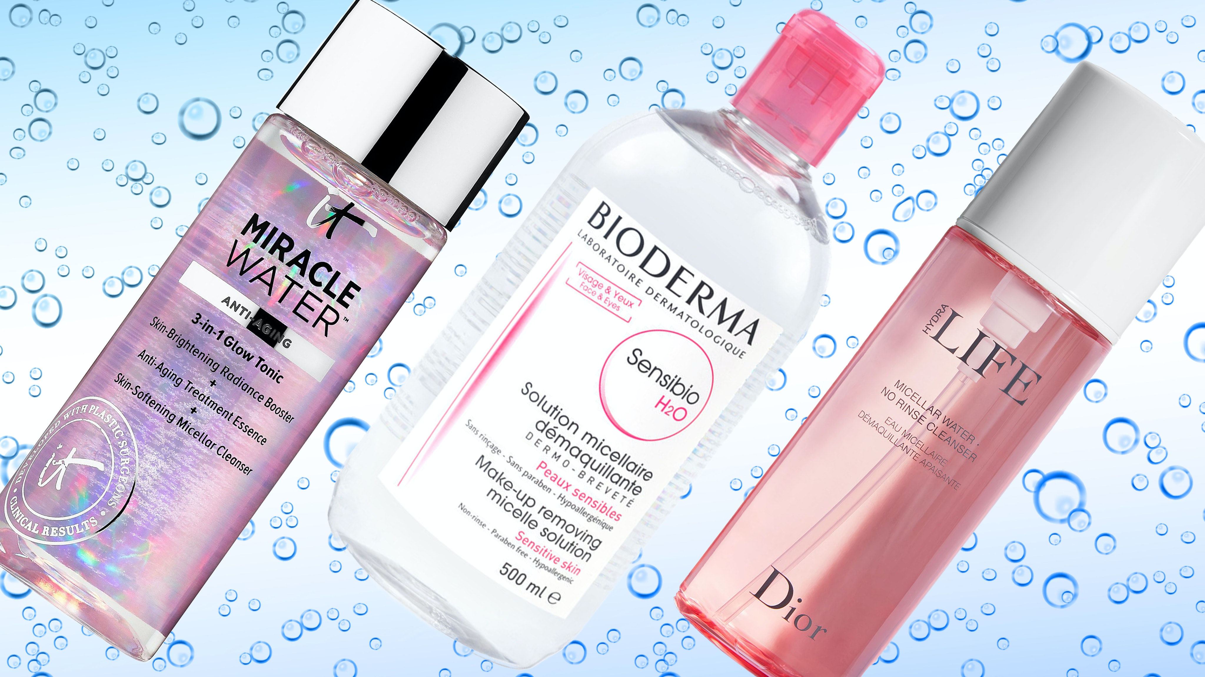 If You Haven't Tried Micellar Water, Start With One of These 7 Formulas