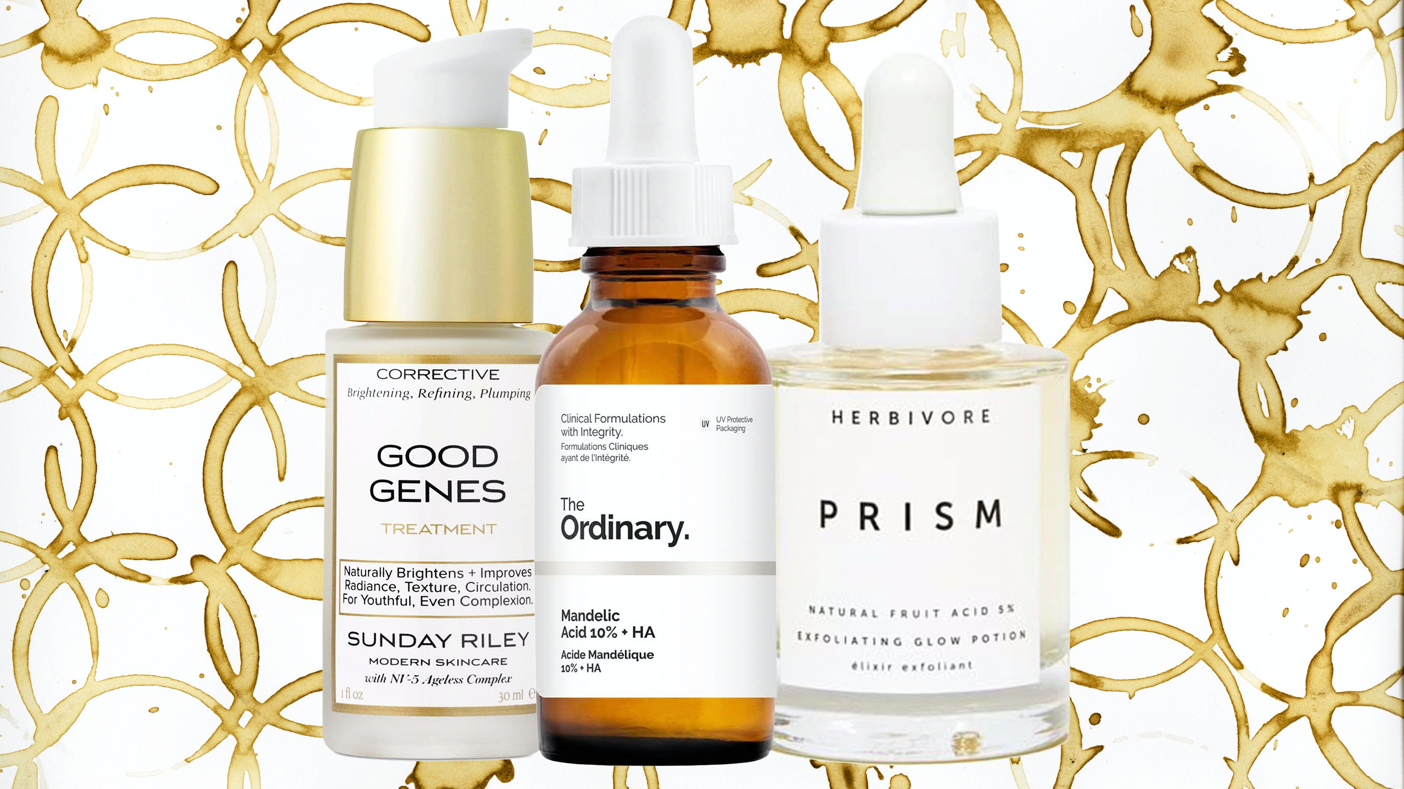 The 4 AHAs That'll Make You Glow, According to Skincare Pros
