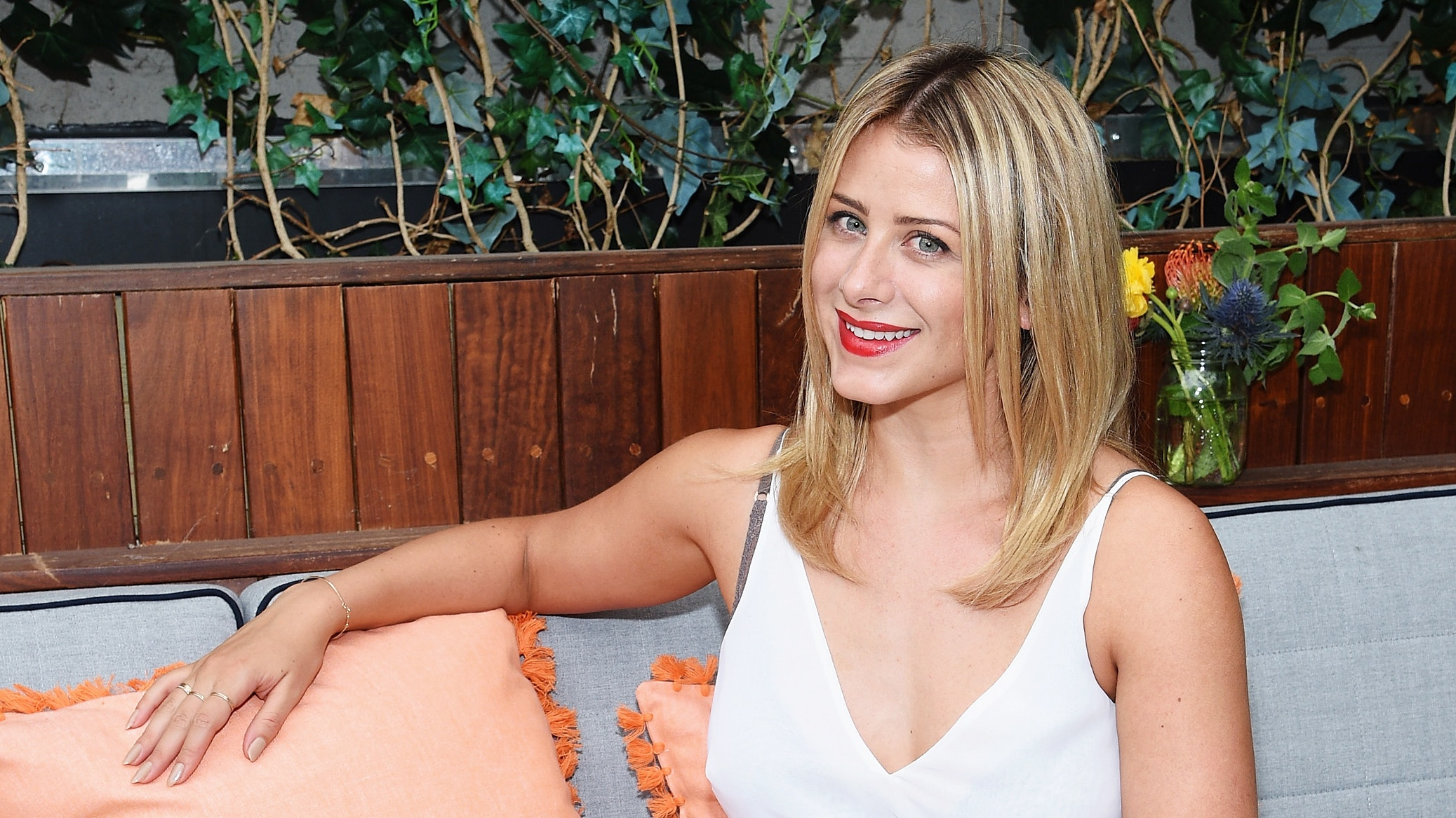 Lo Bosworth Talks Microneedling, Elimination Diets, and Sprinting Away From Reality TV