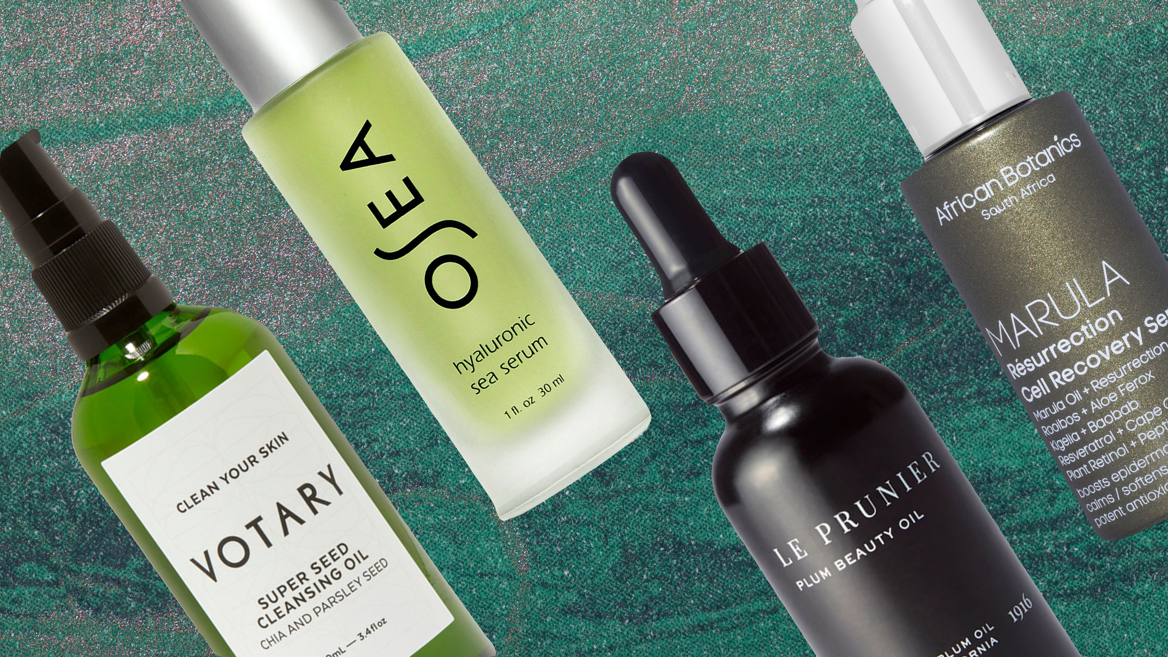 Even If You Love Pepperoni Pizza, These Vegan Skincare Formulas Should Be on Your Radar