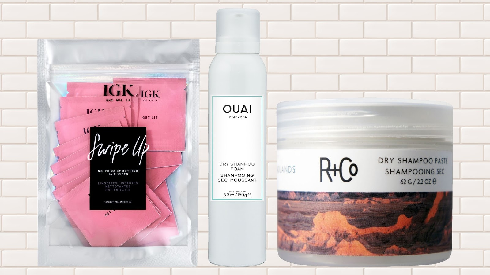 7 Next-Generation Dry Shampoos to Try Next Time You Skip the Shower