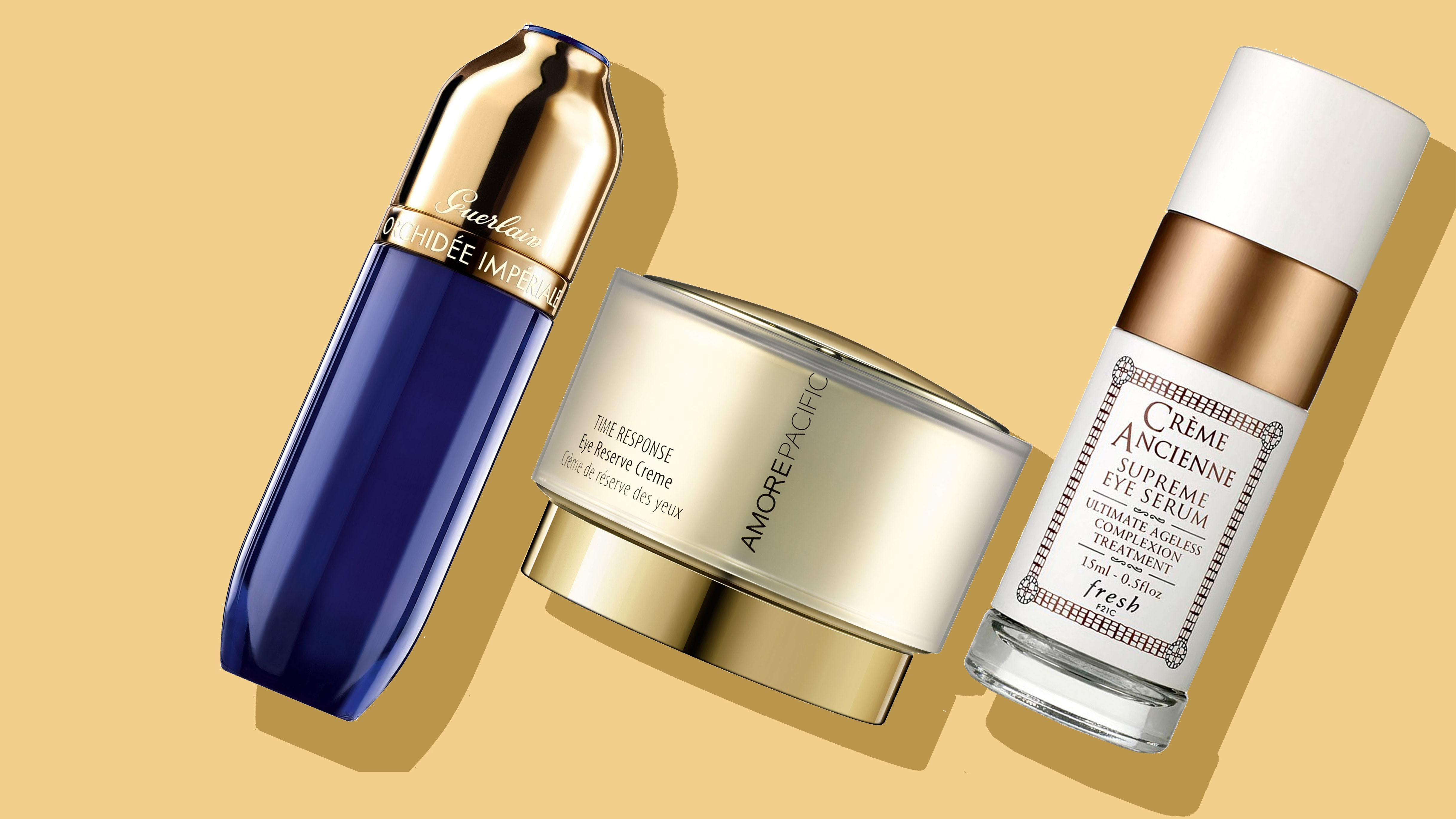 These Are the 9 Eye Creams Sephora Customers Love Most