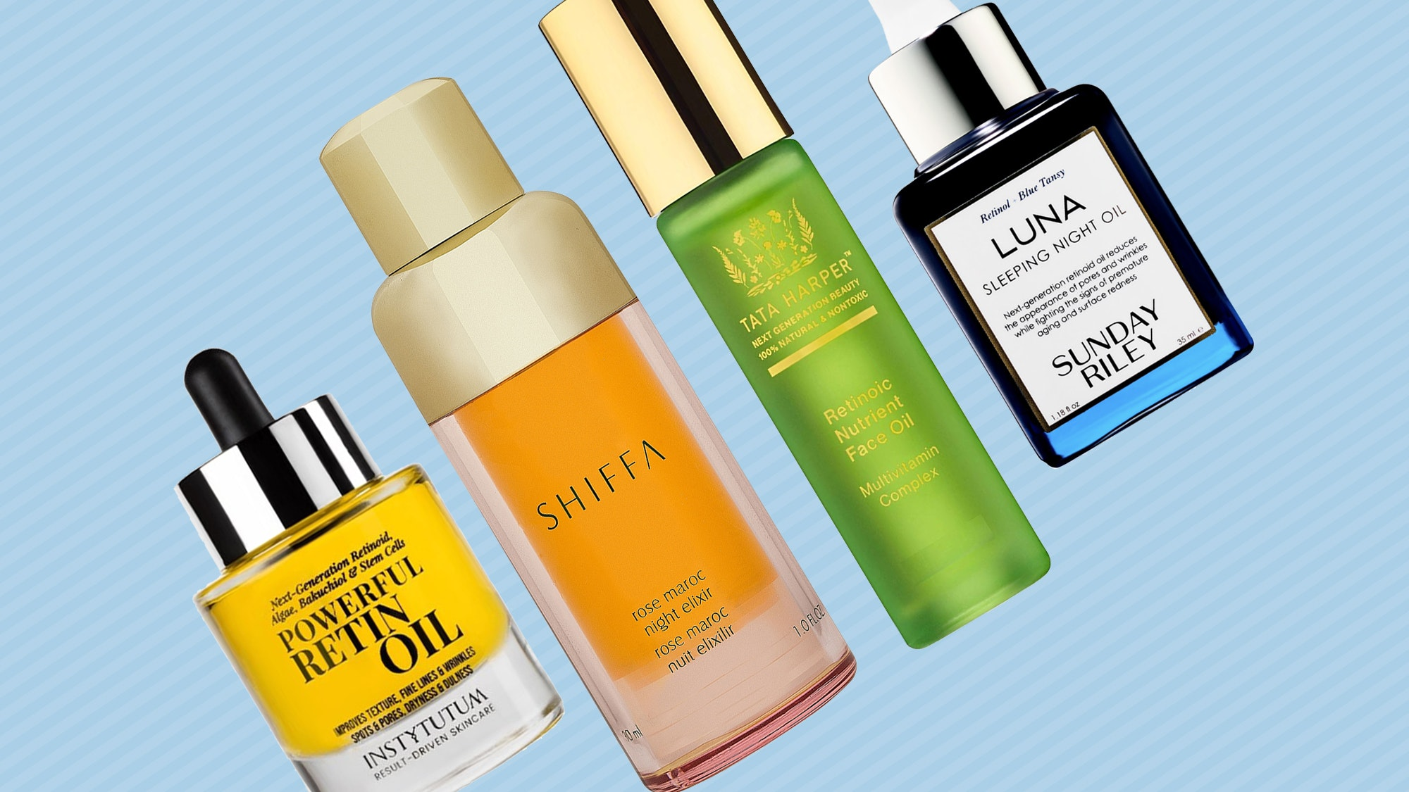 6 Retinol-Infused Oils That Are Ideal For Sensitive Skin
