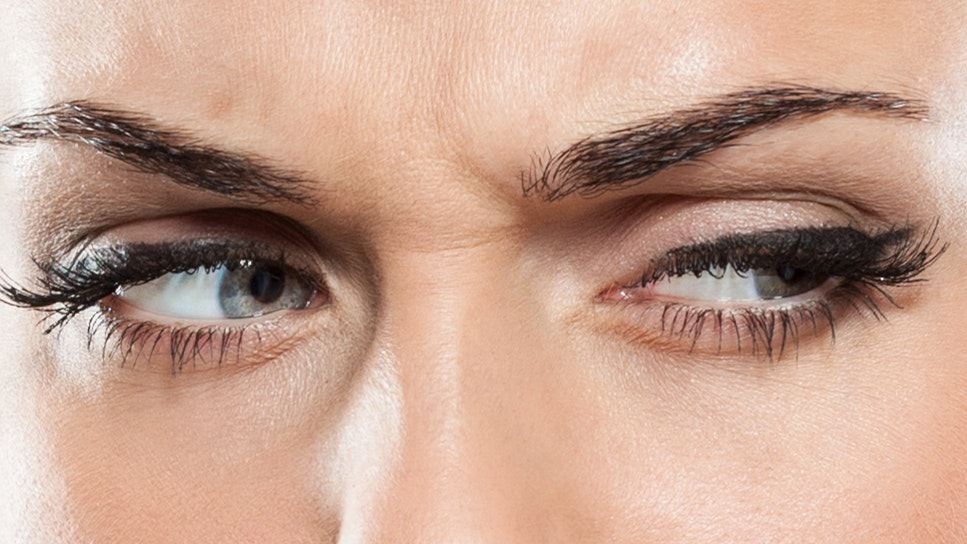 Can Brow Furrowing Cause Wrinkles? Pros Weigh In