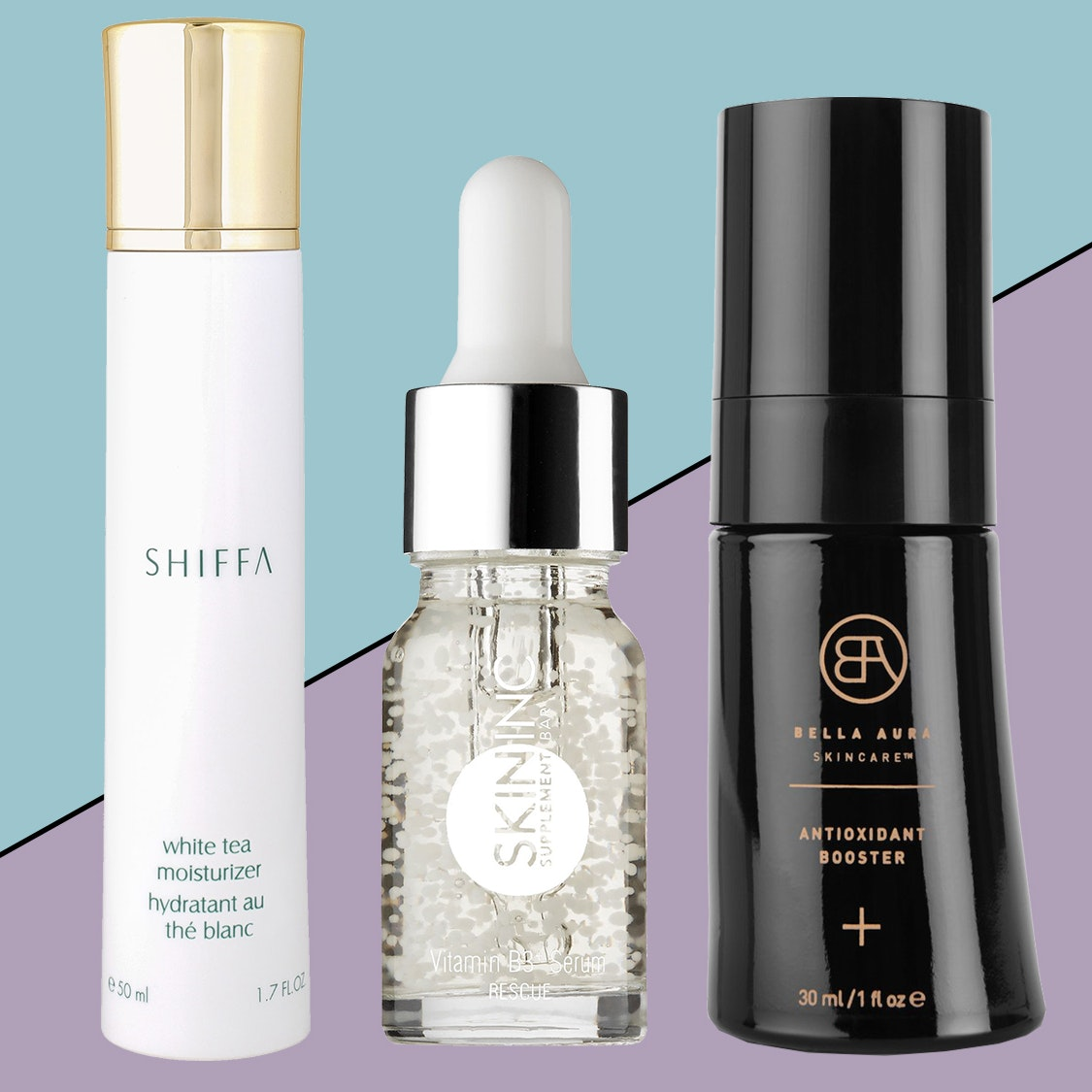 8 Antioxidants That Skin Experts Say You Should Have In Your Regimen