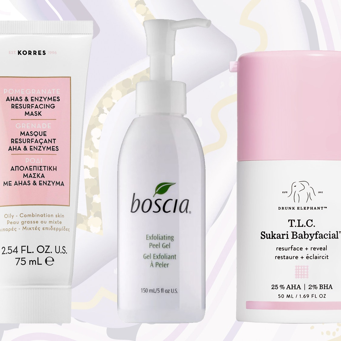 7 of the Best Chemical Peels on the Market, According to Sephora Shoppers