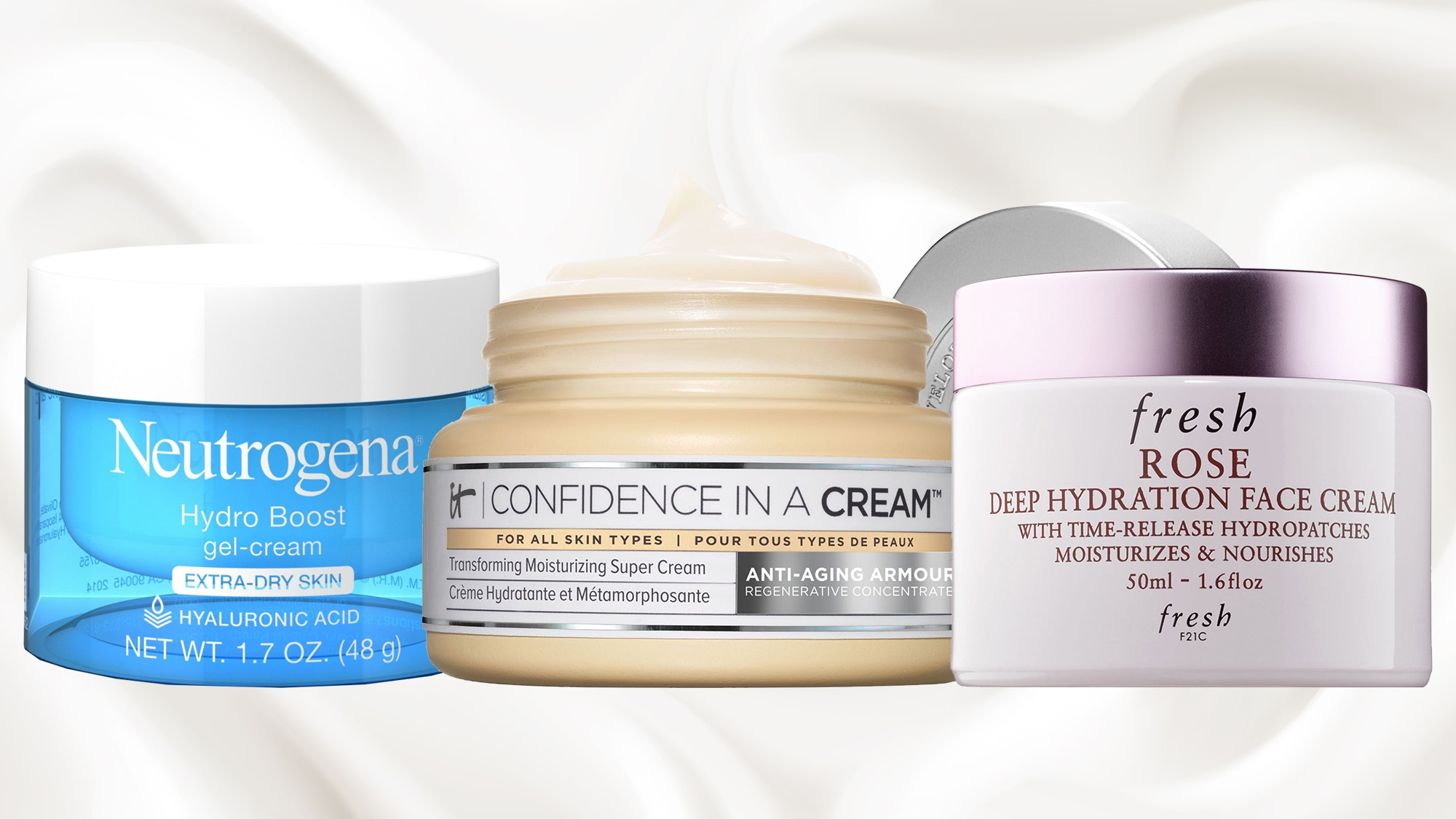 10 Moisturizers Our Editors Swear Will Help Save Your Skin This Winter