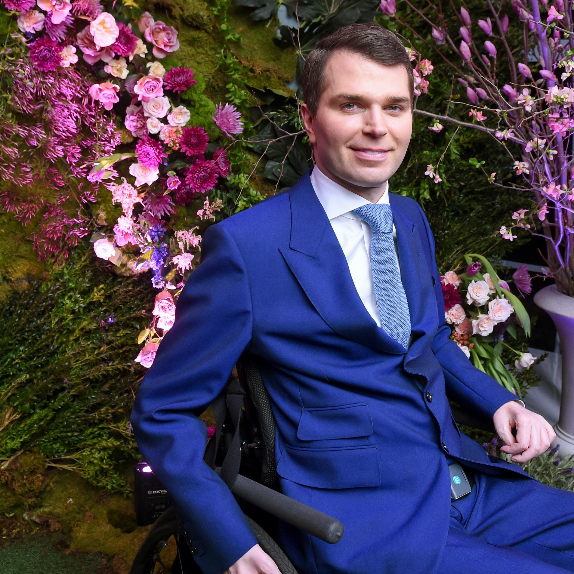 Clark's Botanicals Founder and CEO Francesco Clark on Multitasking, Meditation, and More