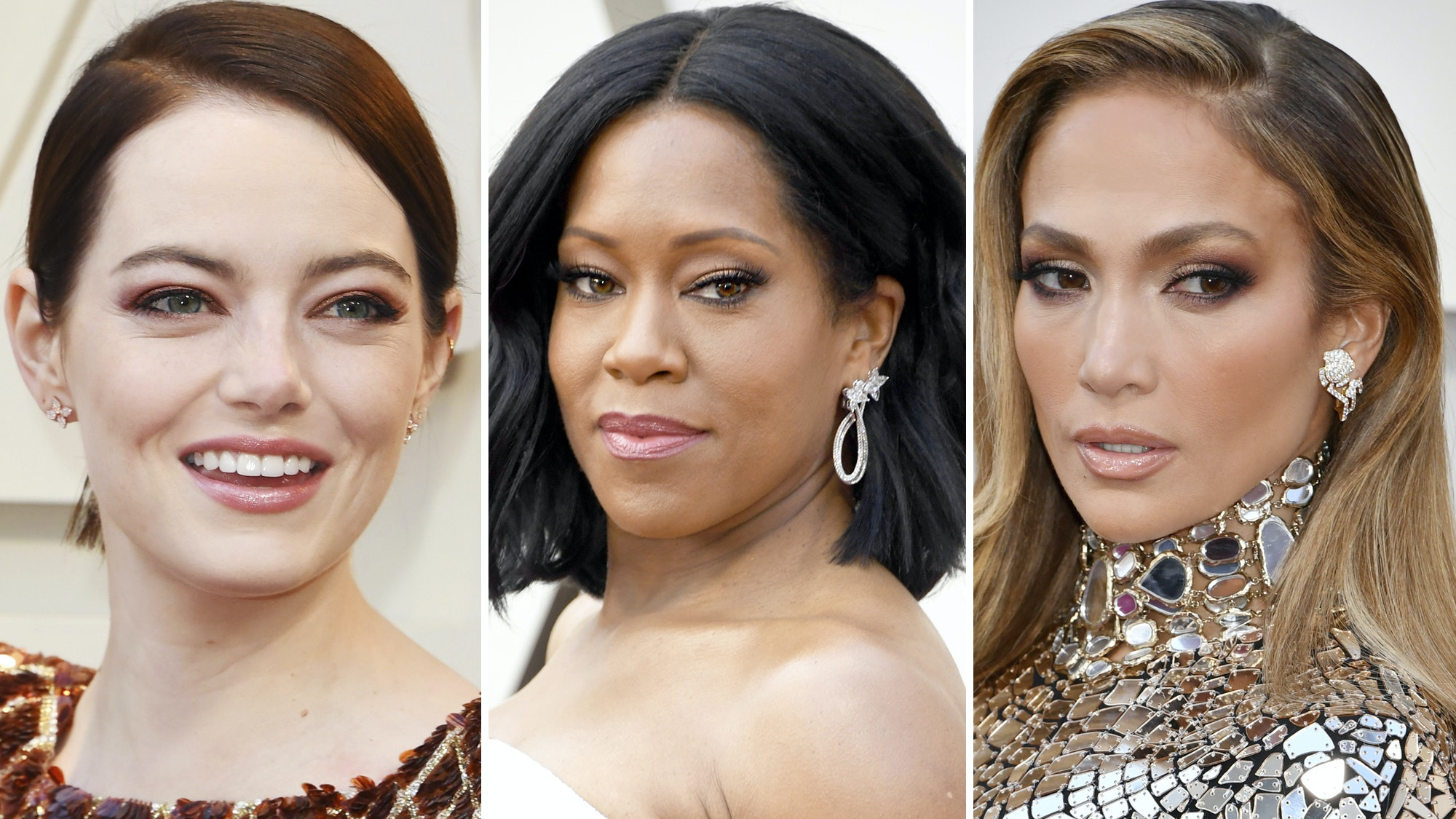 10 Can't-Miss Hollywood Beauty Moments From The 2019 Oscars Red Carpet