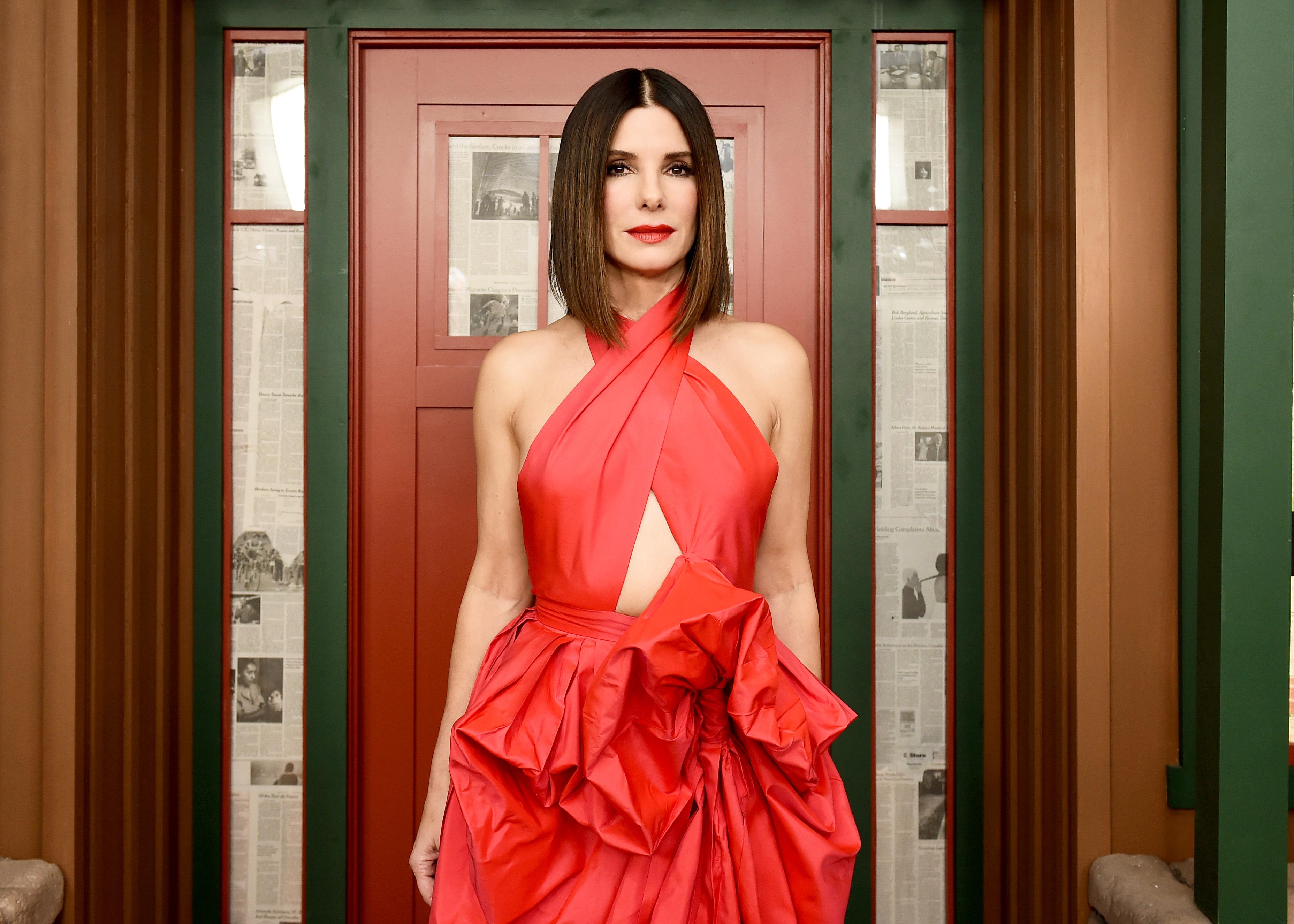 Sandra Bullock's Skincare Secrets: The Surprising Facial She