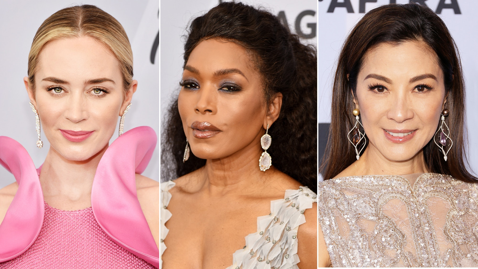 18 of The Most Stunning Looks From the SAG Awards Silver Carpet