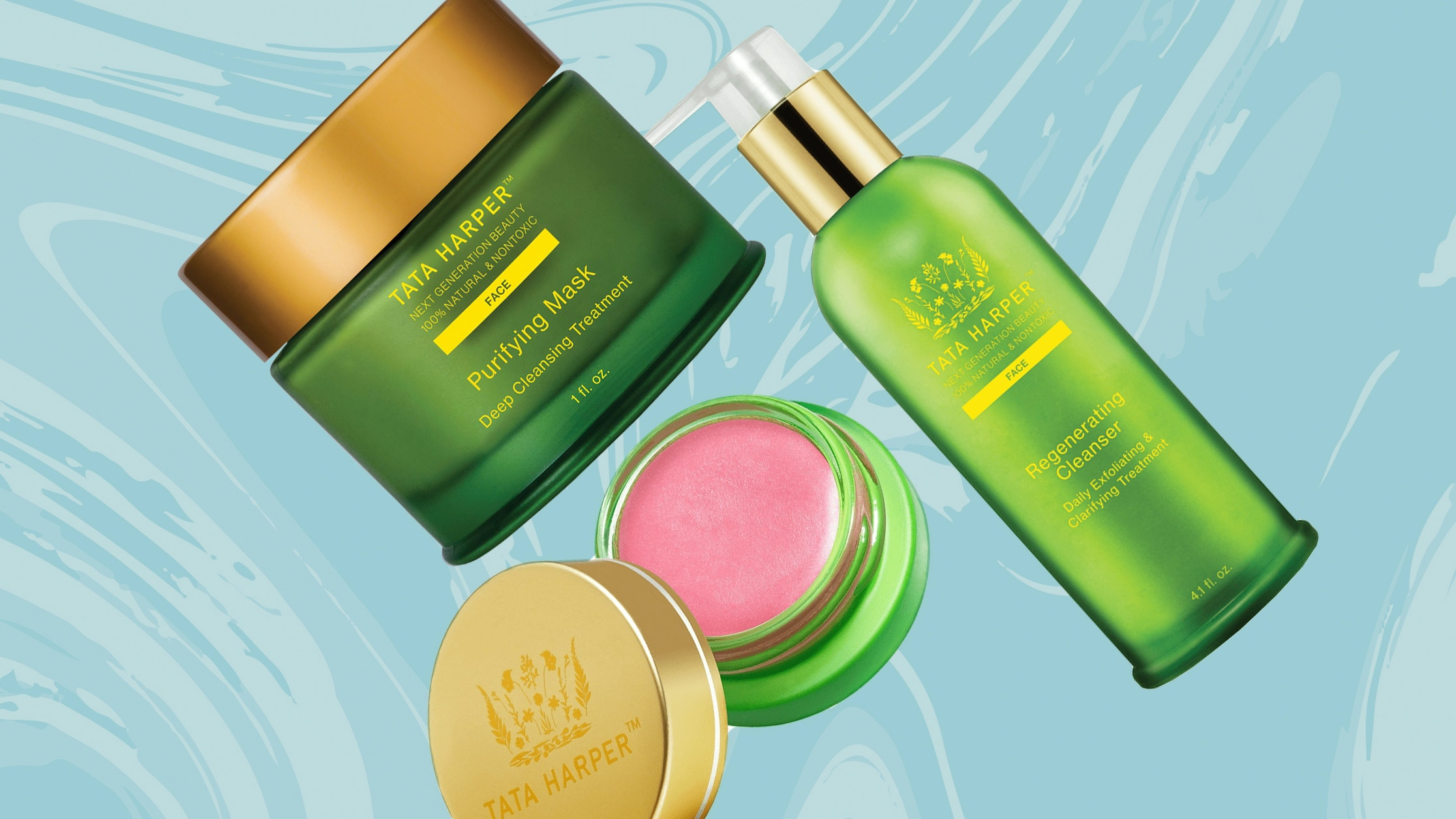 Beauty Enthusiasts Can't Get Enough of These Tata Harper Products