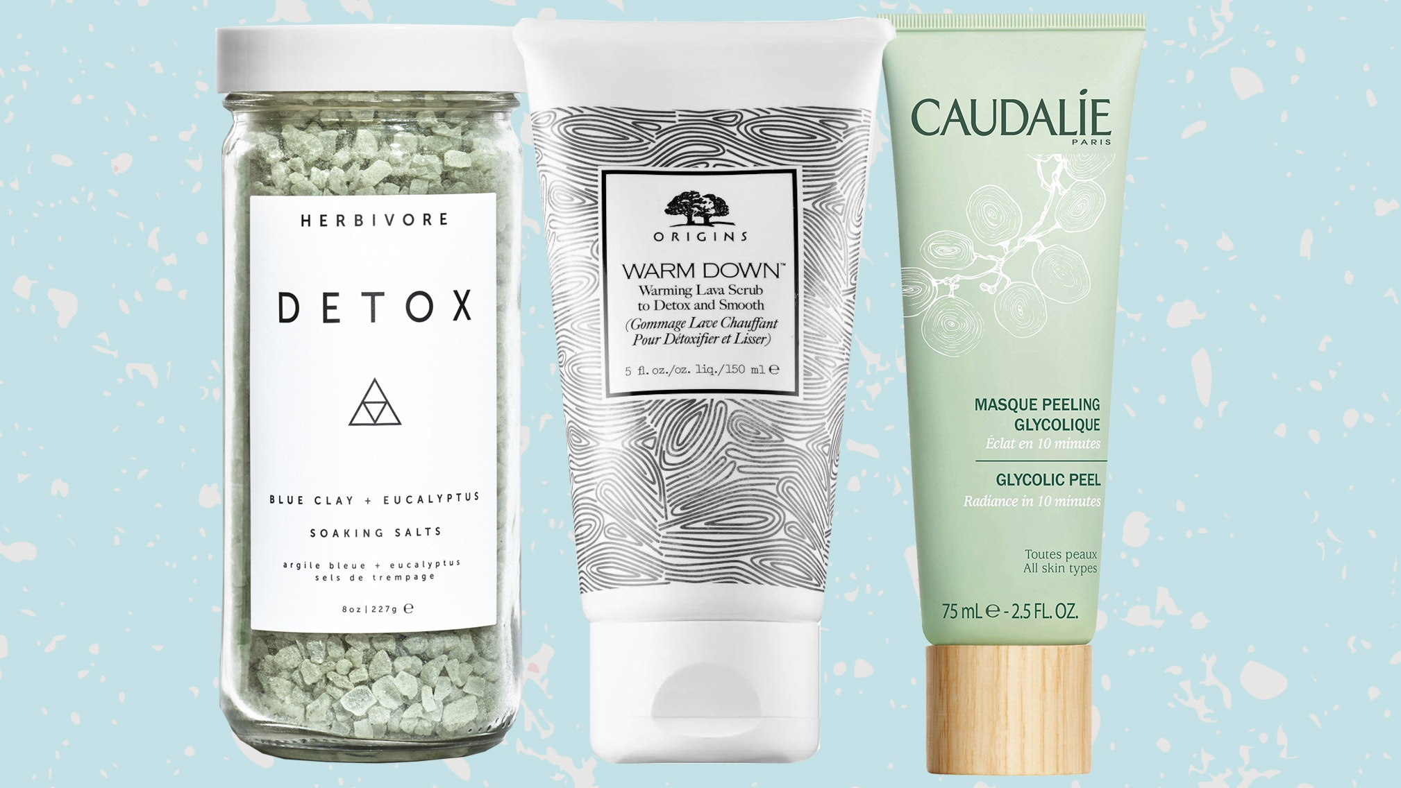 Spotlyte 7: Detox Beauty Products That Provide a Satisfying Deep Clean