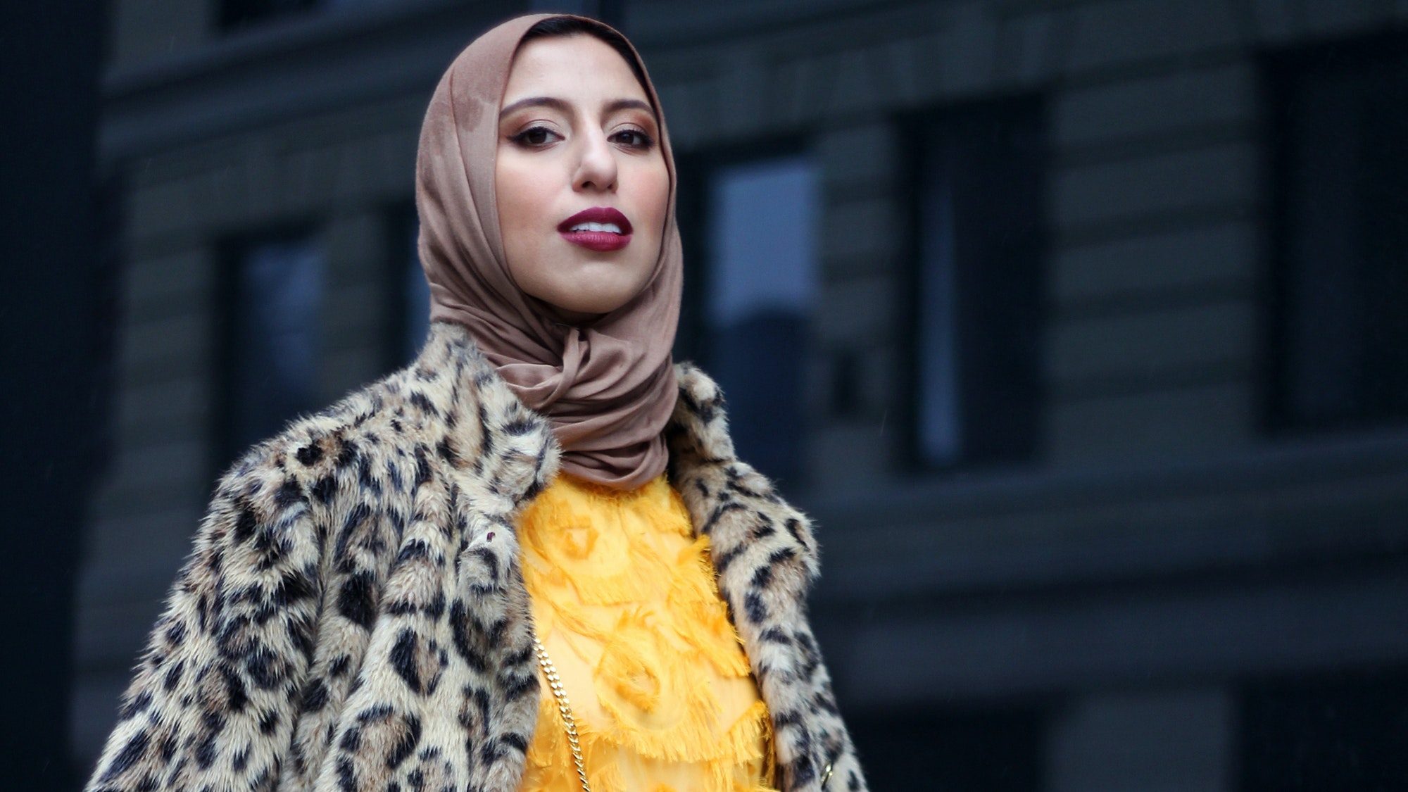 How Melanie Elturk of Haute Hijab Is Changing The Lives of Muslim American Women