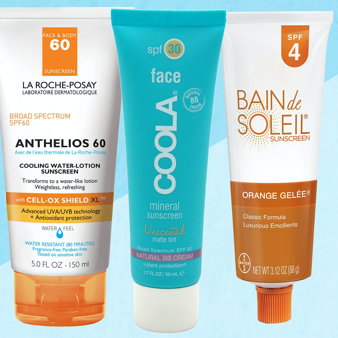 Amazon's Shoppers Have Spoken: These Are the Retailer's Top-Rated Sunscreens