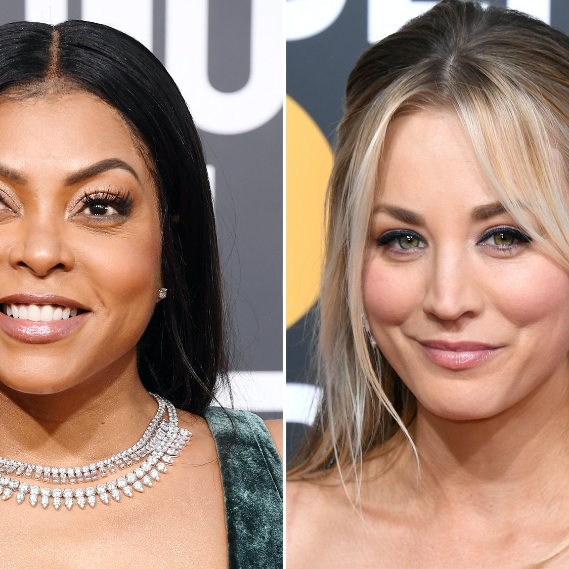 The Unexpected Skincare Trick Taraji P. Henson and Kaley Cuoco Relied on Before the 2019 Golden Globes