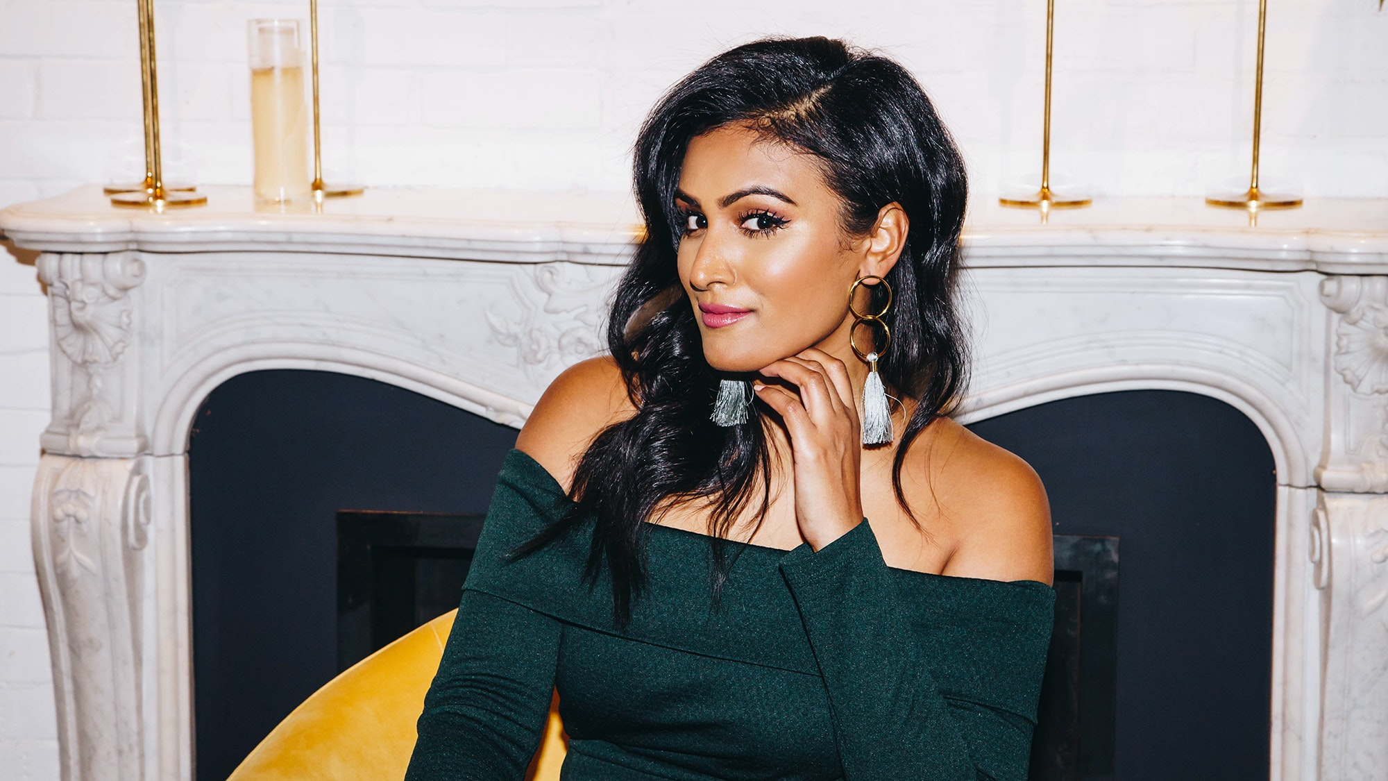 Nina Davuluri on the Beauty Mishap That Inspired Her to Create Her Own Skincare Line