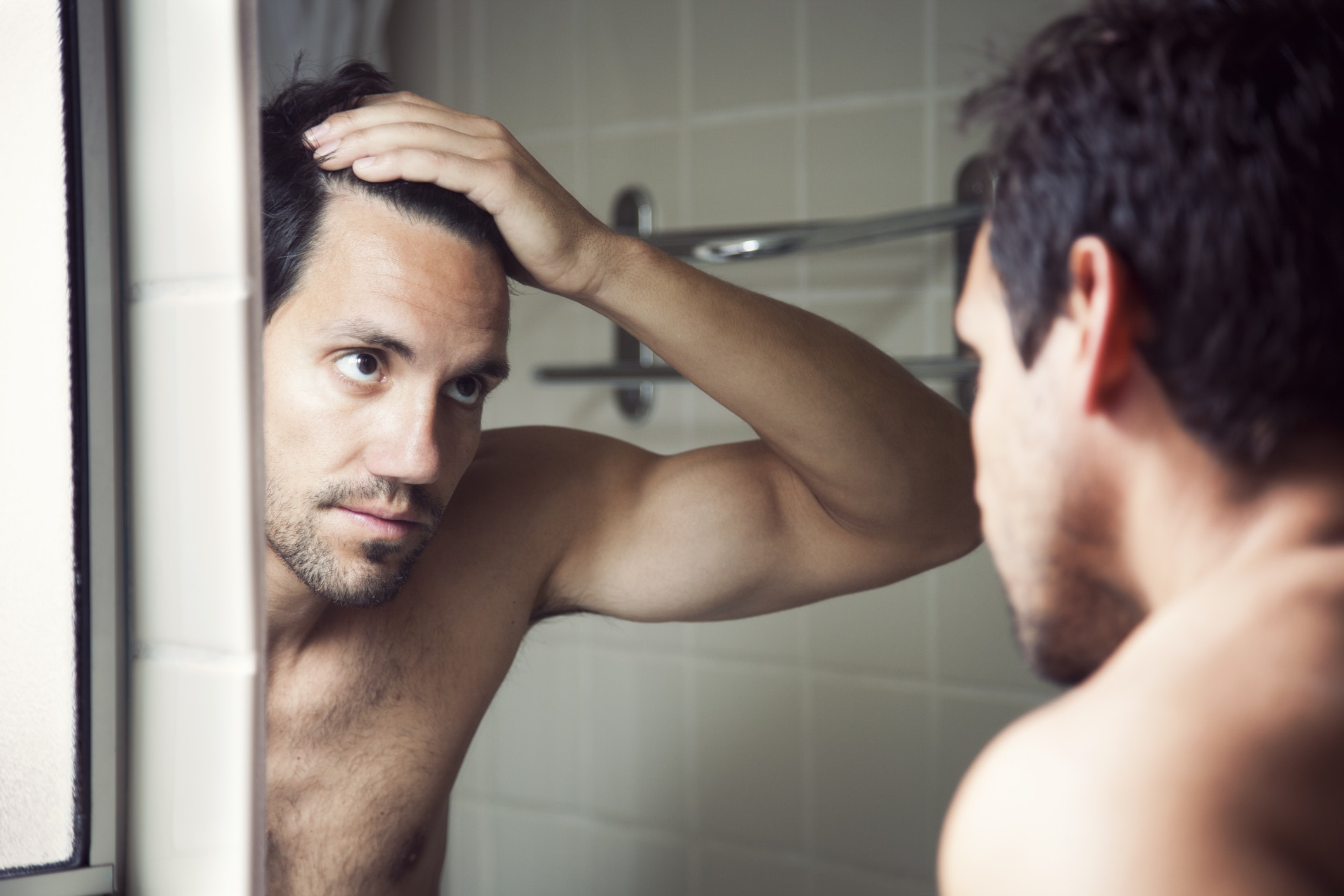 Experts Share the How, Why, and What to Do About Male Pattern Baldness