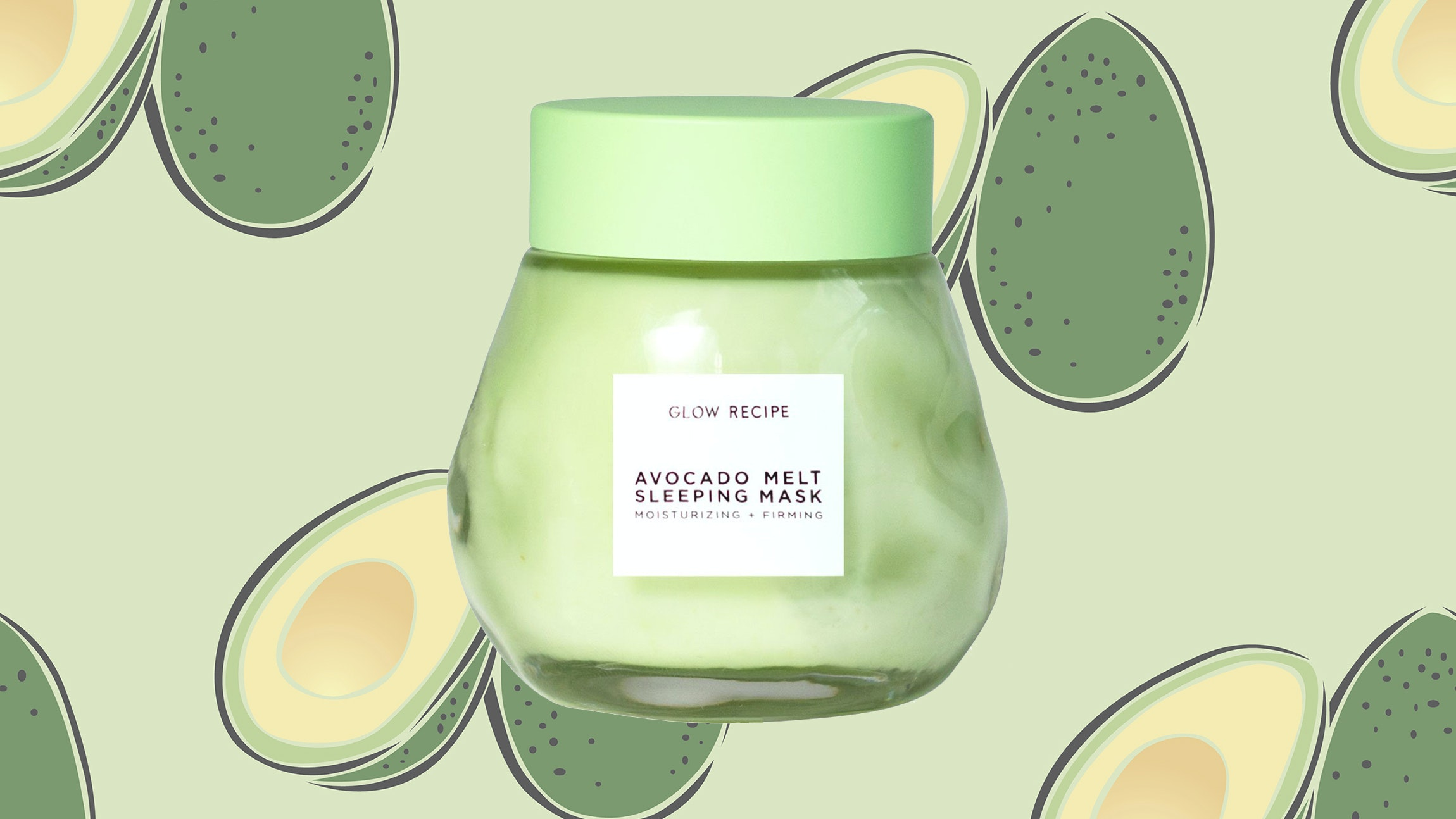 The New Glow Recipe Sleeping Mask Is a Must-Try for Avocado Fans