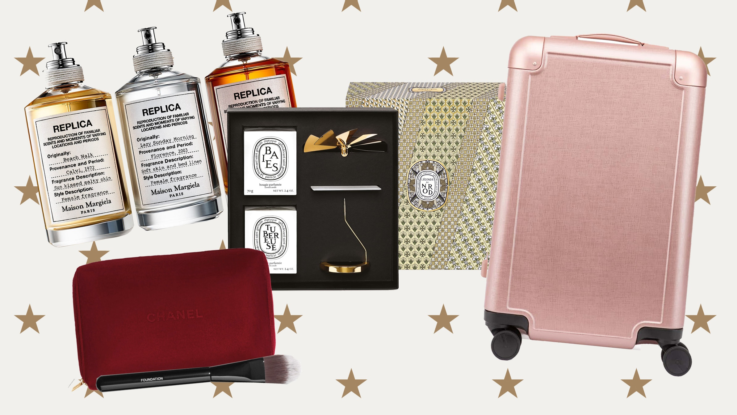 16 Holiday Beauty Goodies That Our Editors Have on Their Wish Lists
