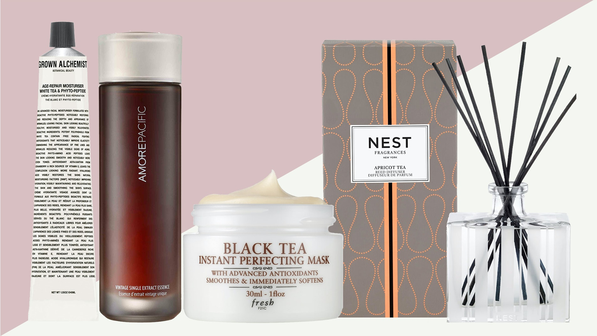 7 Tea-Infused Beauty Products to Cozy Up With This Winter