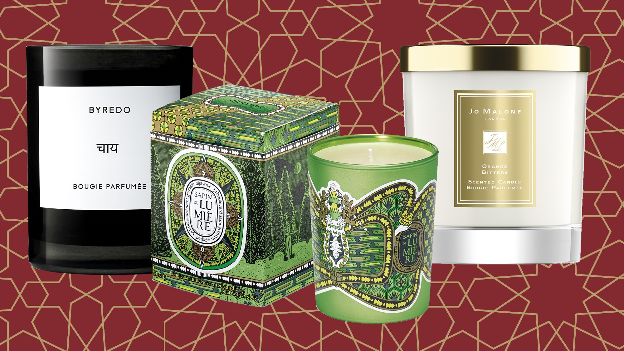 "Make ""Scent Memories"" This Holiday Season With These Gorgeous Candles"