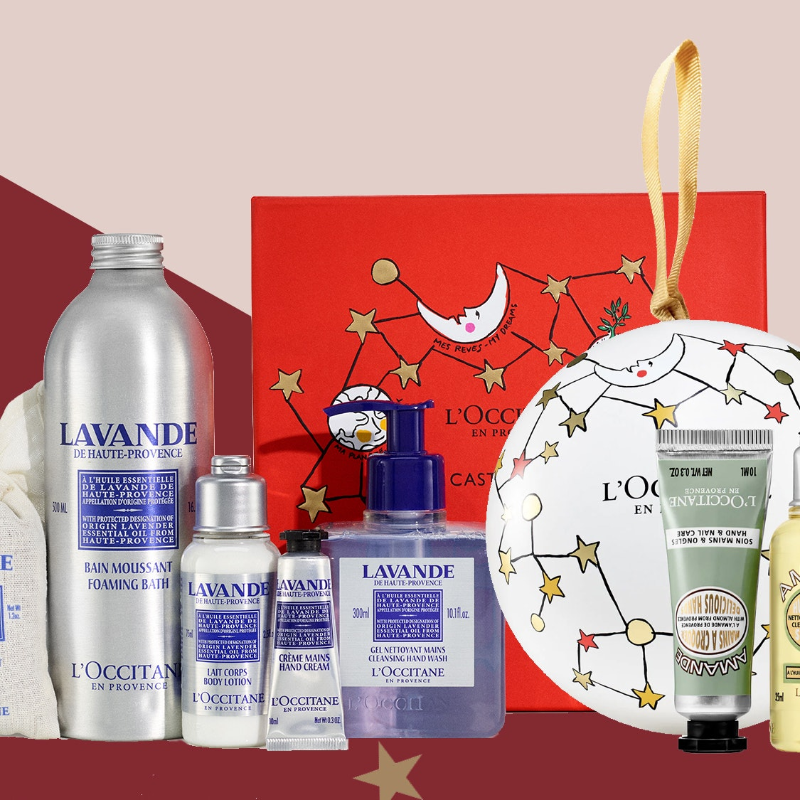 7 Très Chic and Impossibly Giftable Skincare Sets From L'Occitane